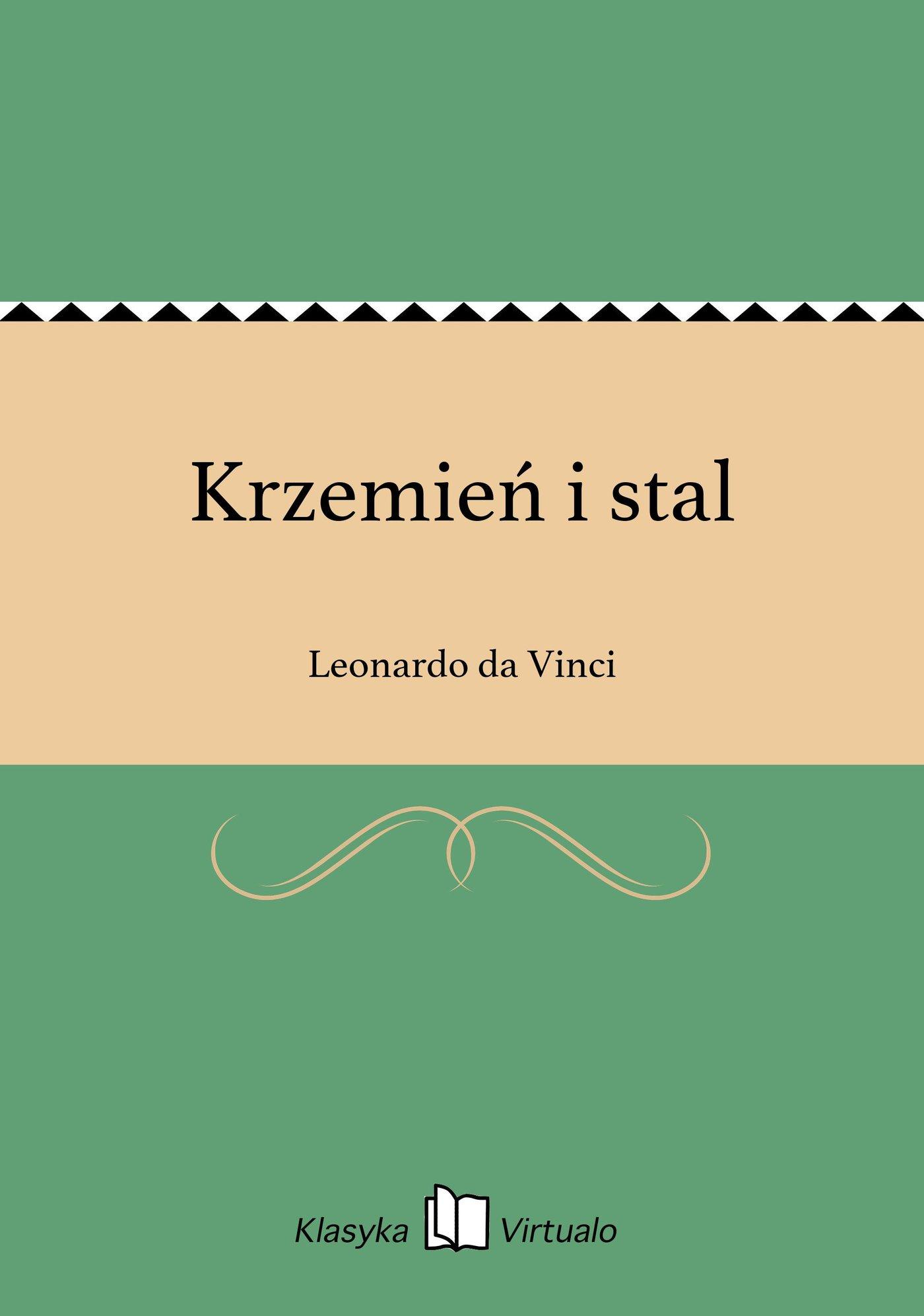 Krzemień i stal - Ebook (Książka EPUB) do pobrania w formacie EPUB