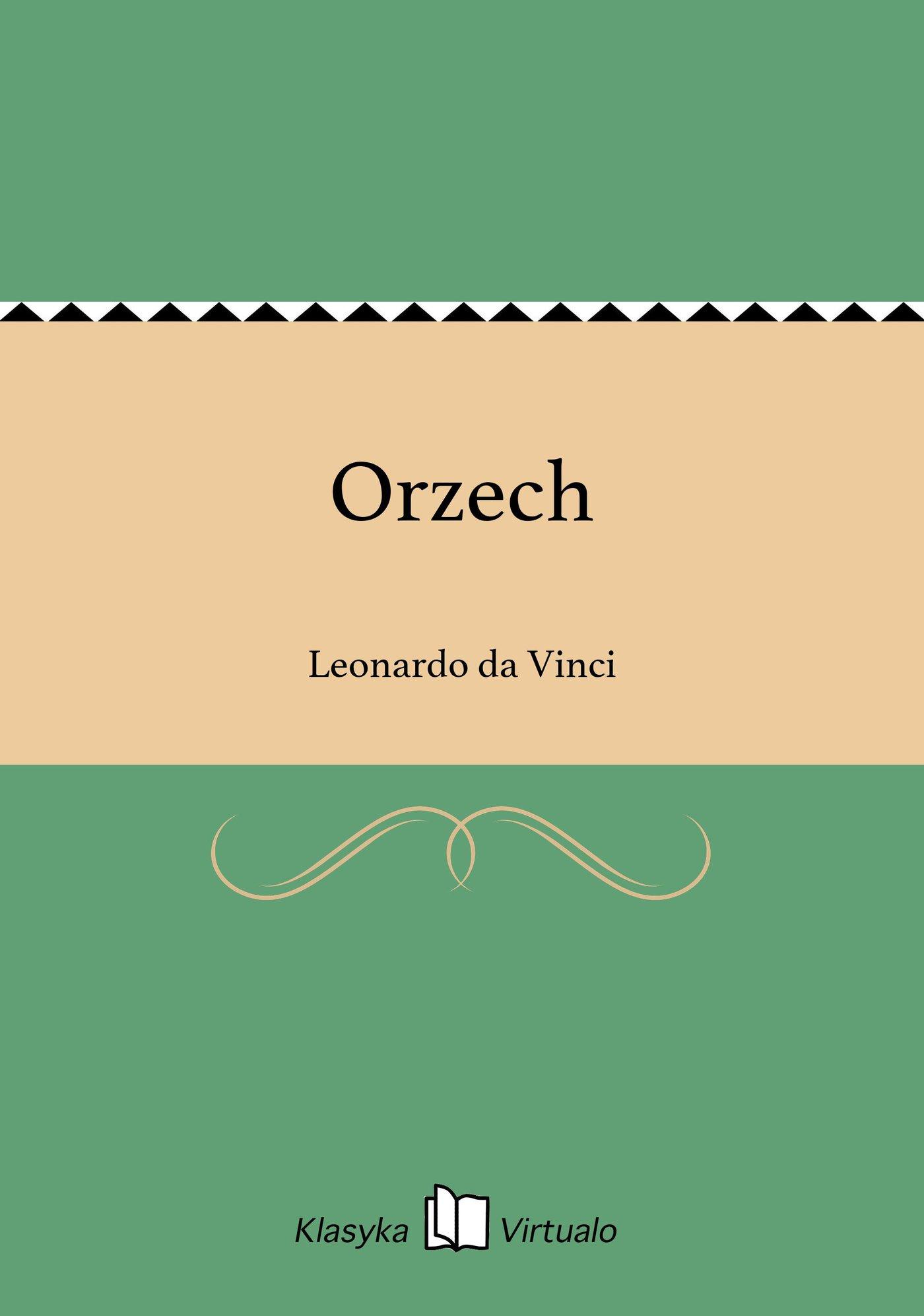 Orzech - Ebook (Książka EPUB) do pobrania w formacie EPUB