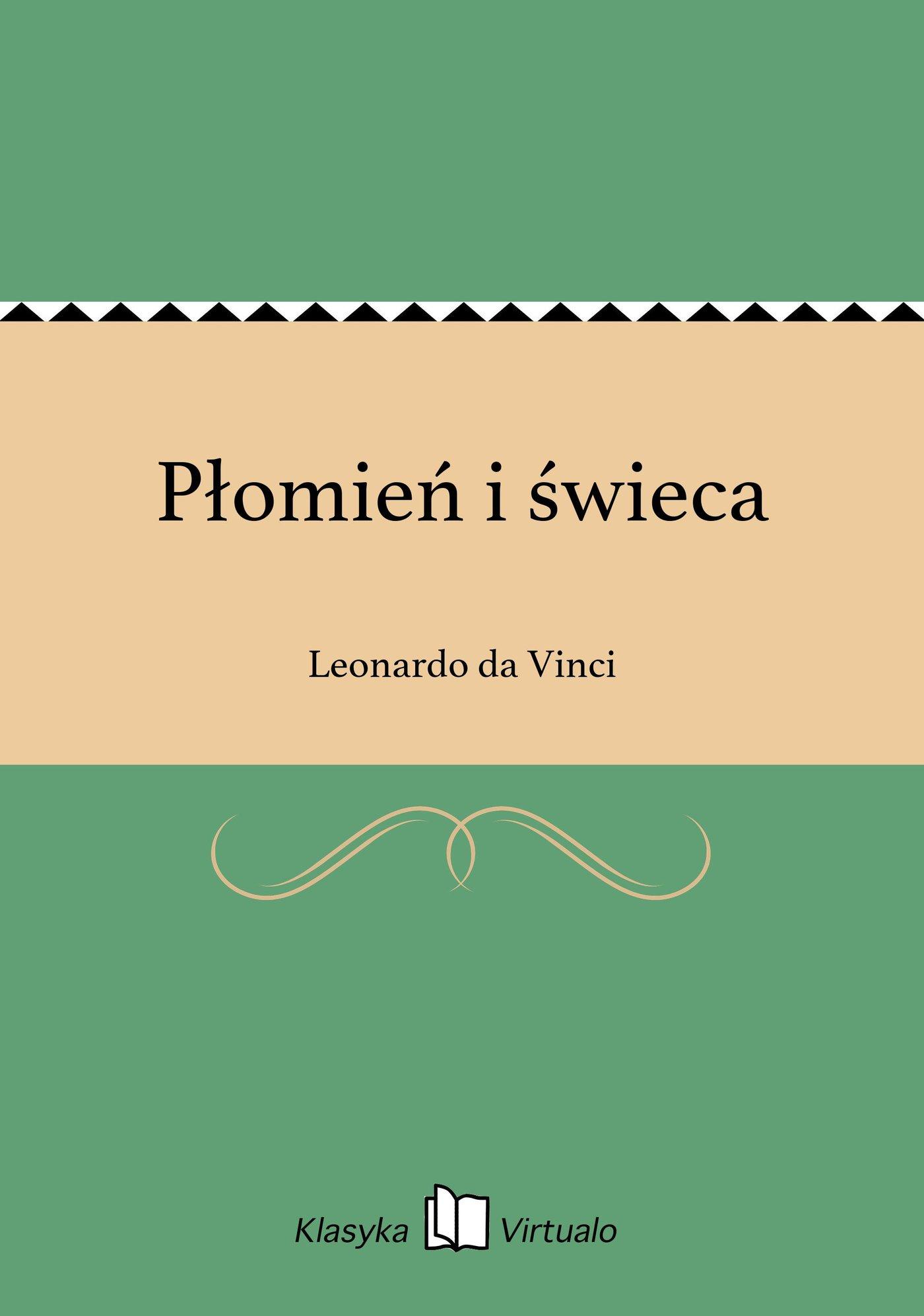Płomień i świeca - Ebook (Książka EPUB) do pobrania w formacie EPUB