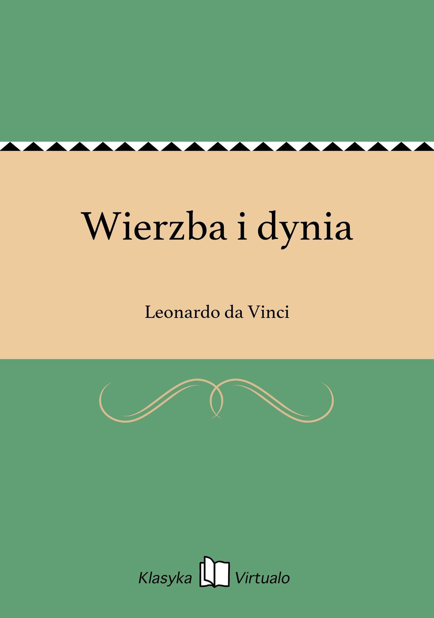Wierzba i dynia - Ebook (Książka EPUB) do pobrania w formacie EPUB