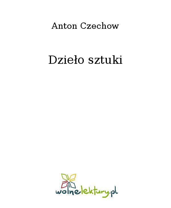 Dzieło sztuki - Ebook (Książka EPUB) do pobrania w formacie EPUB