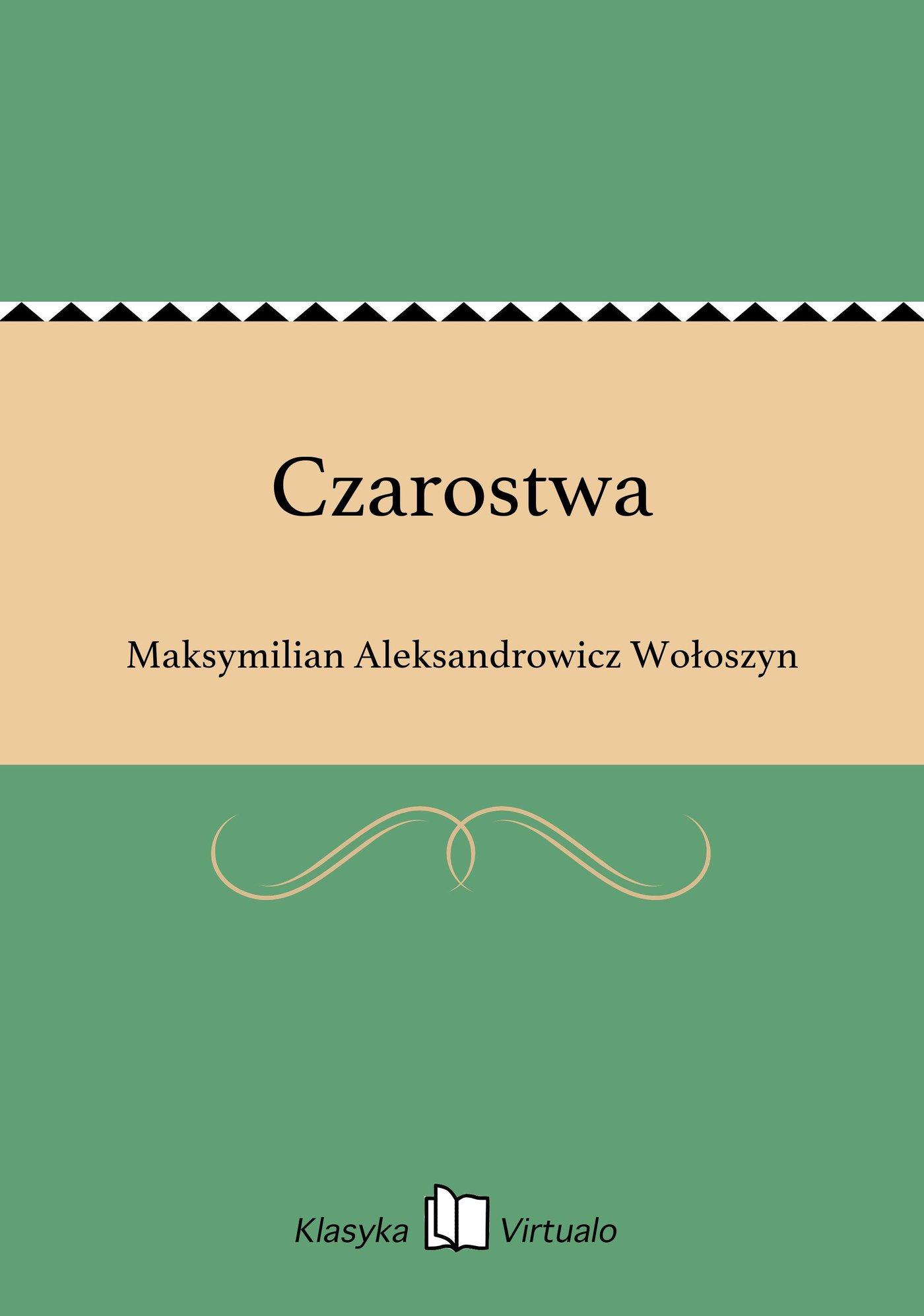 Czarostwa - Ebook (Książka EPUB) do pobrania w formacie EPUB
