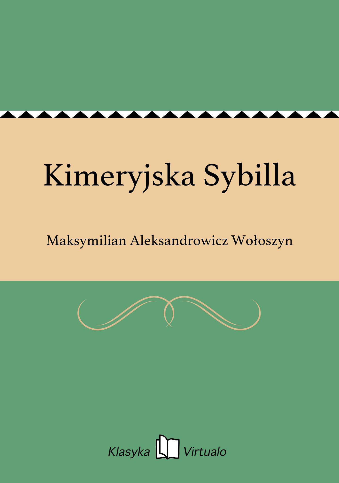 Kimeryjska Sybilla - Ebook (Książka EPUB) do pobrania w formacie EPUB