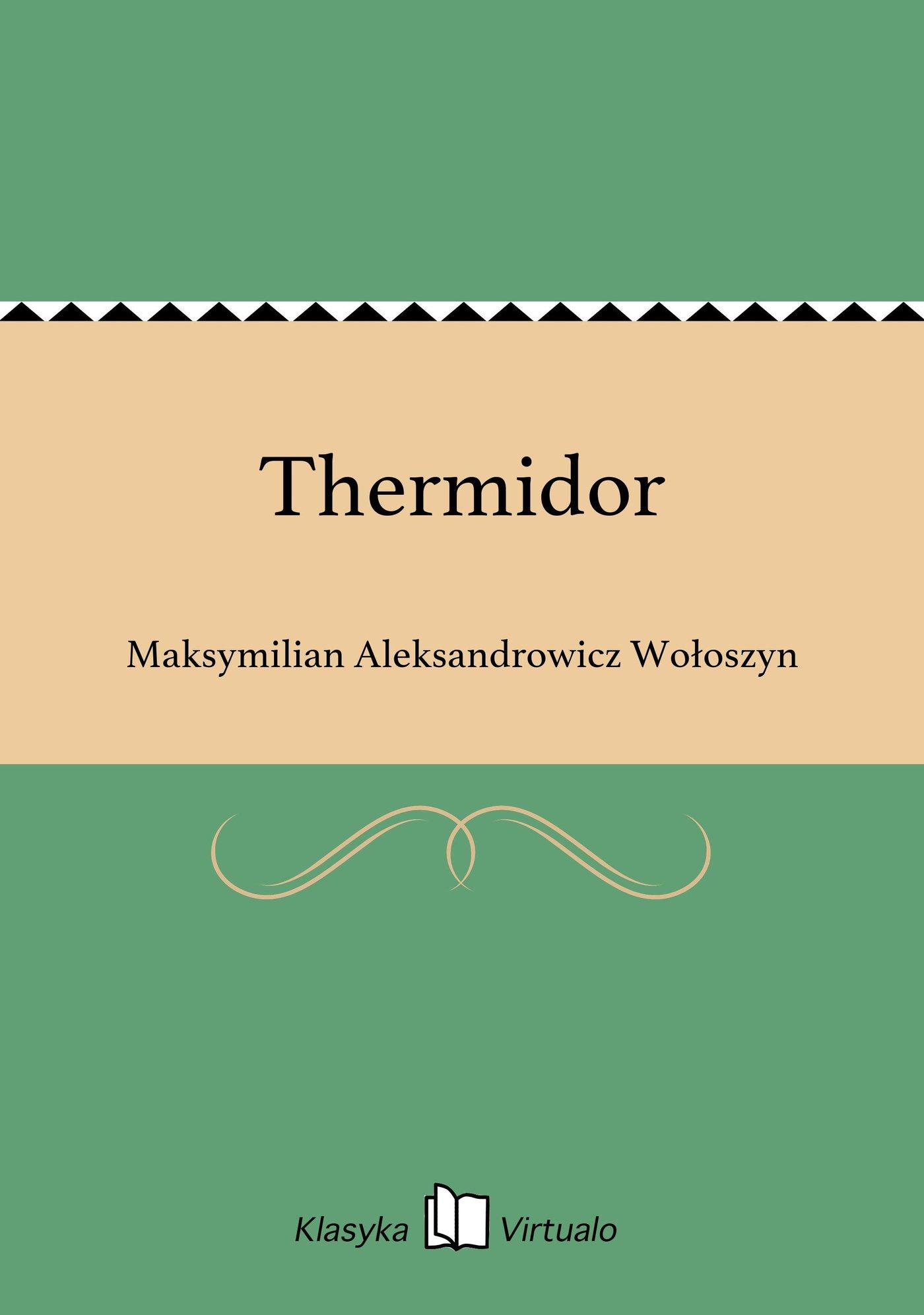 Thermidor - Ebook (Książka EPUB) do pobrania w formacie EPUB