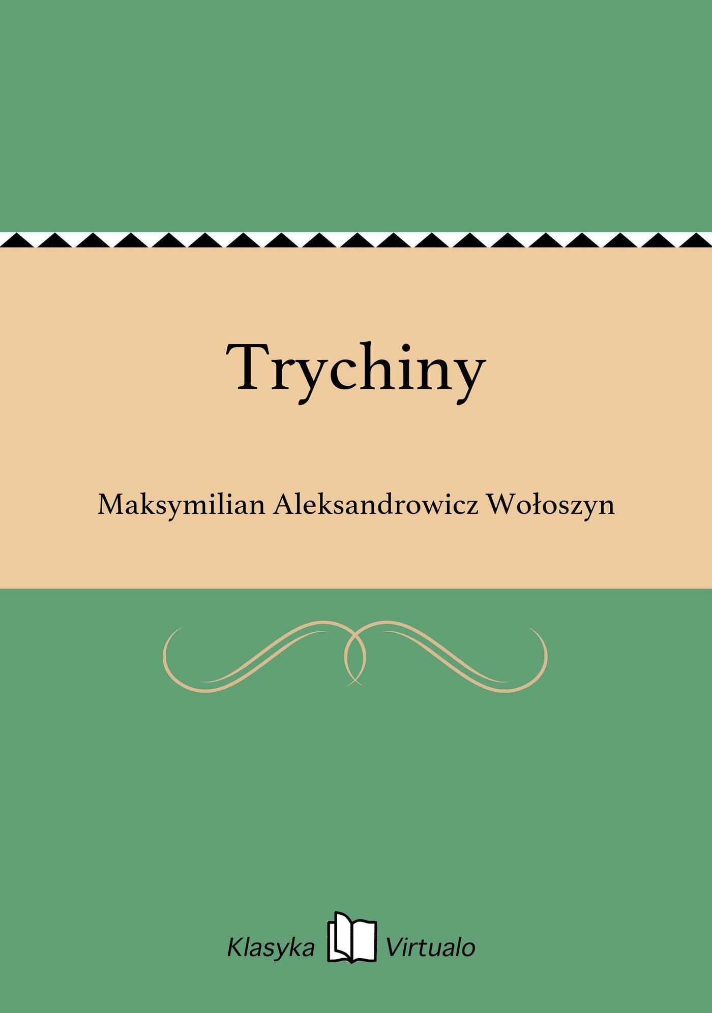Trychiny - Ebook (Książka EPUB) do pobrania w formacie EPUB