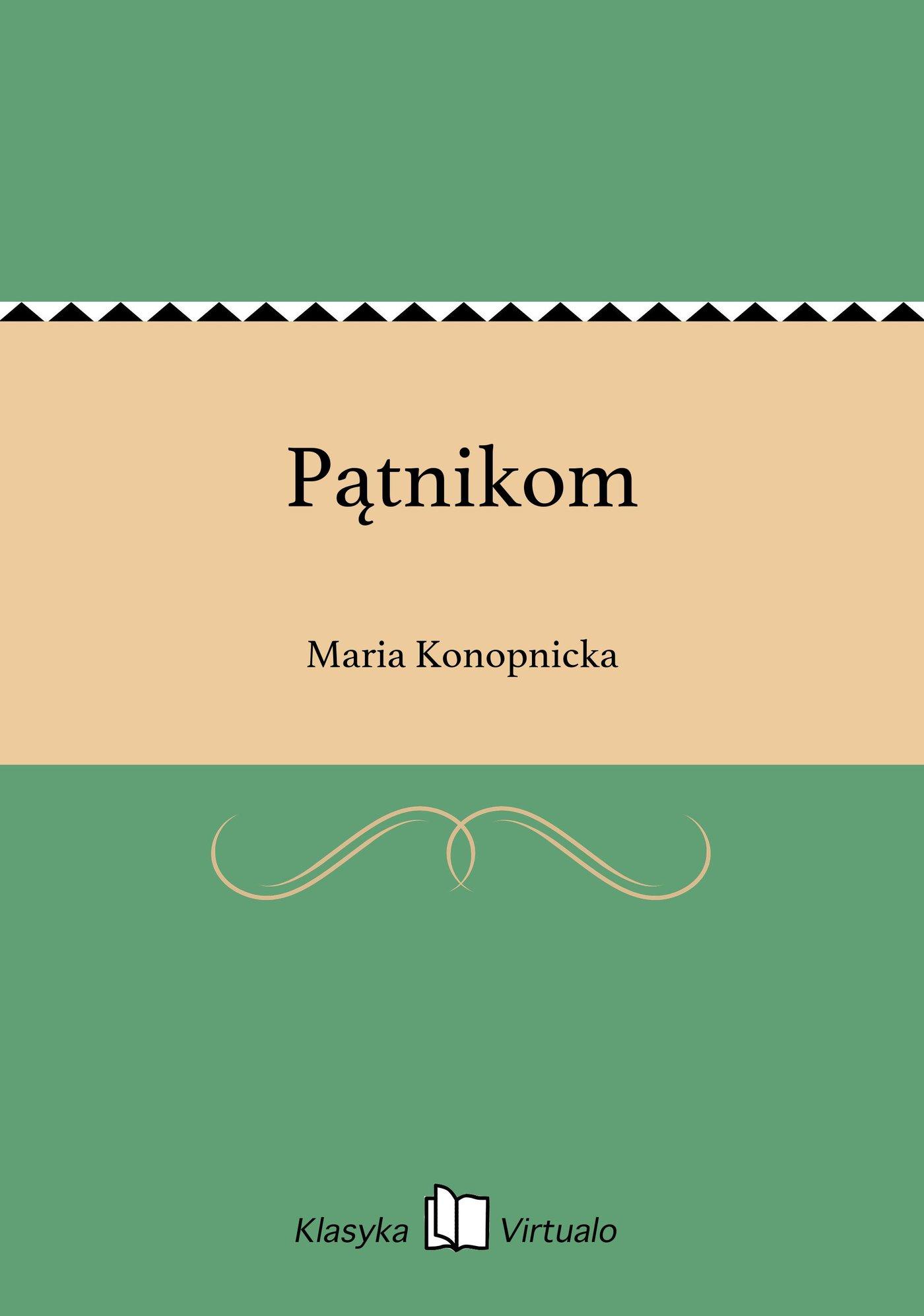Pątnikom - Ebook (Książka EPUB) do pobrania w formacie EPUB