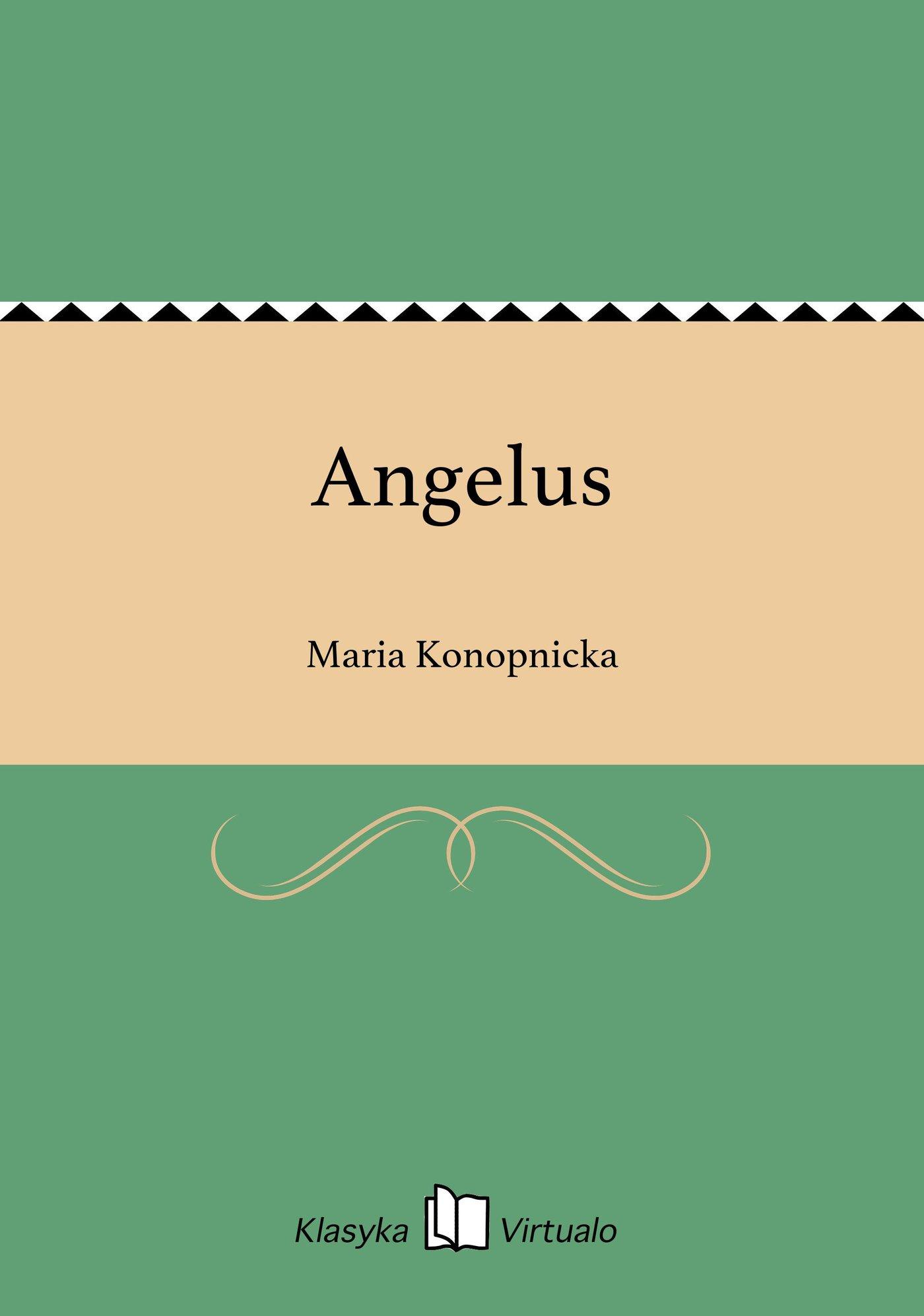 Angelus - Ebook (Książka EPUB) do pobrania w formacie EPUB