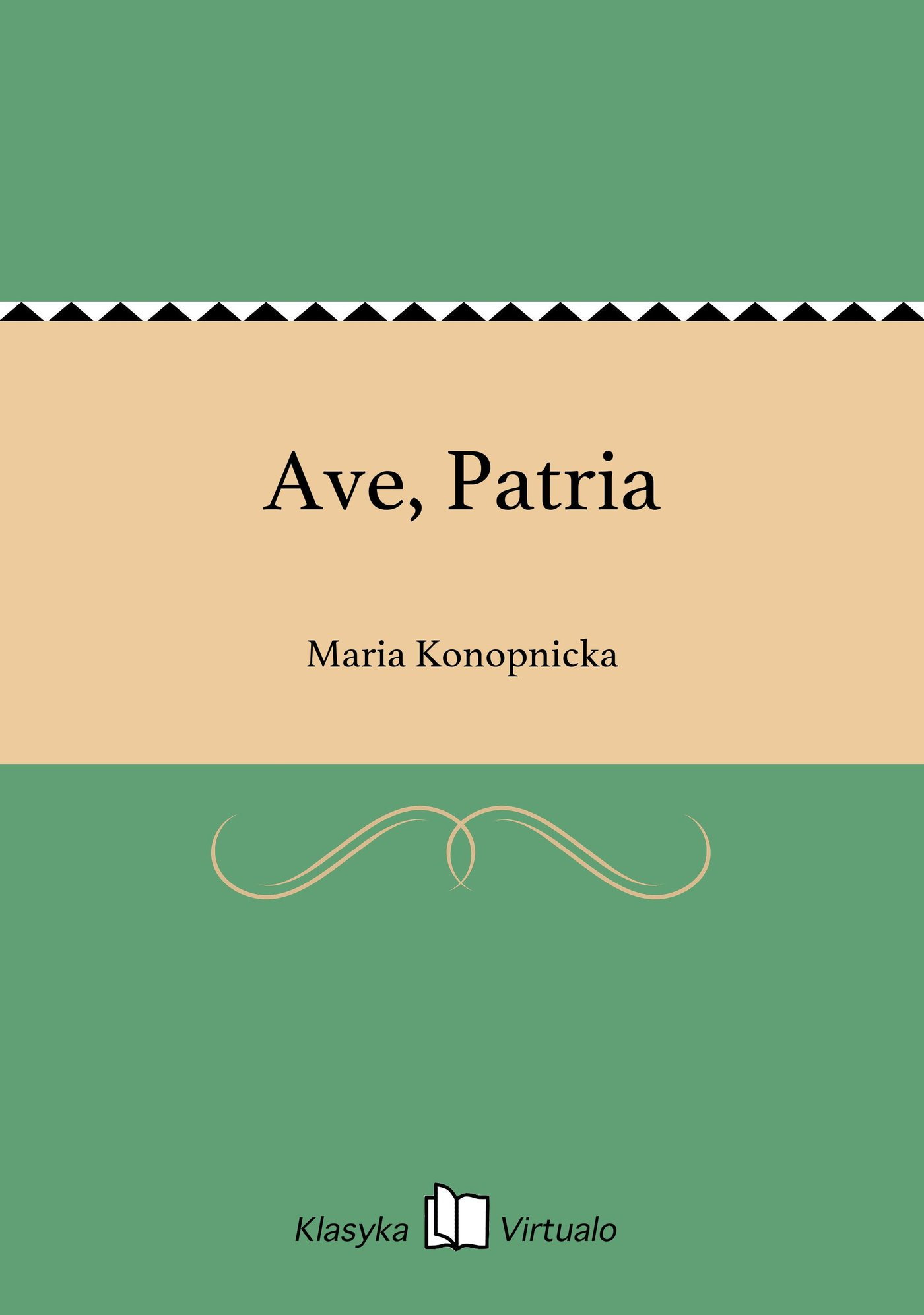 Ave, Patria - Ebook (Książka EPUB) do pobrania w formacie EPUB