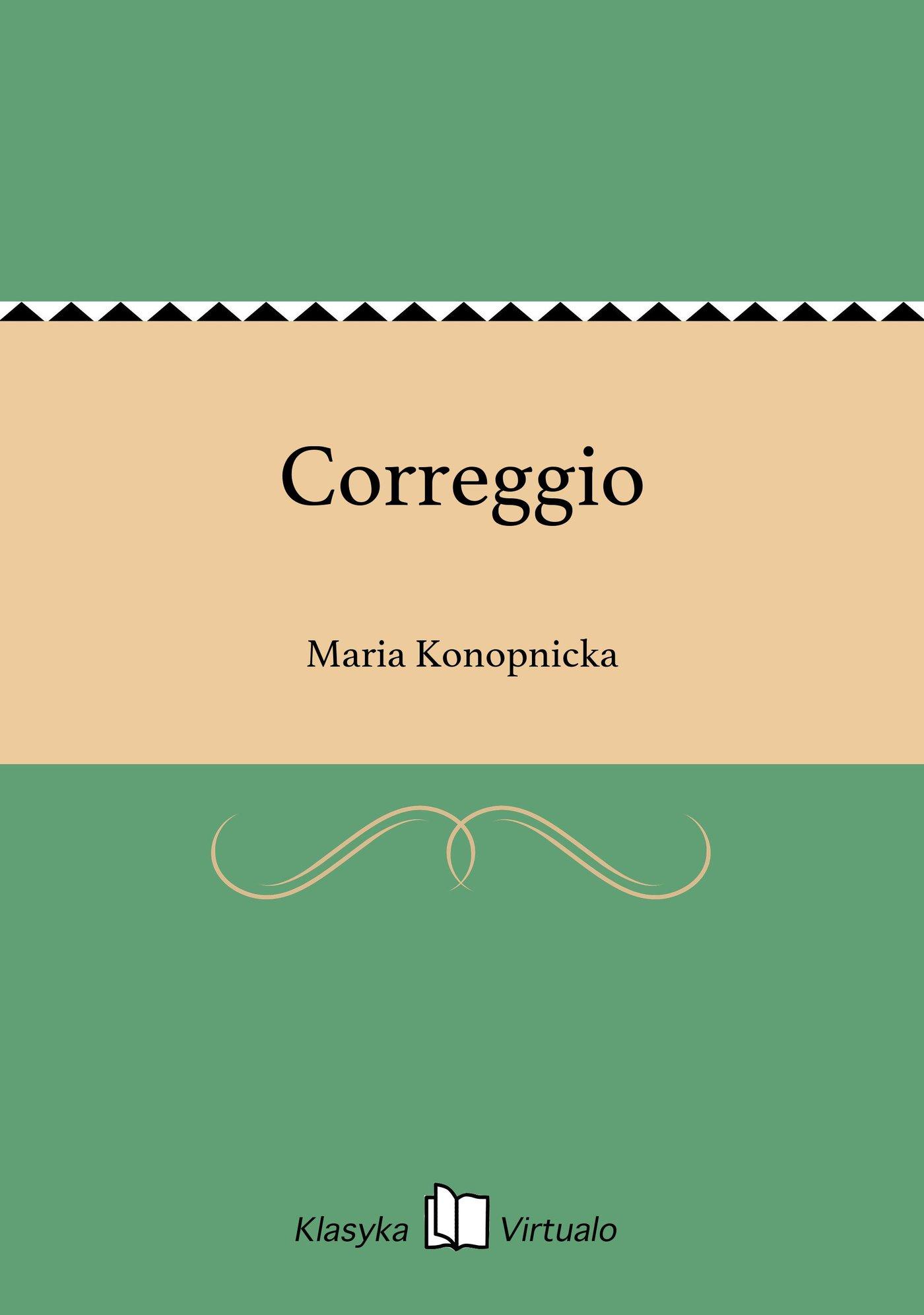 Correggio - Ebook (Książka EPUB) do pobrania w formacie EPUB