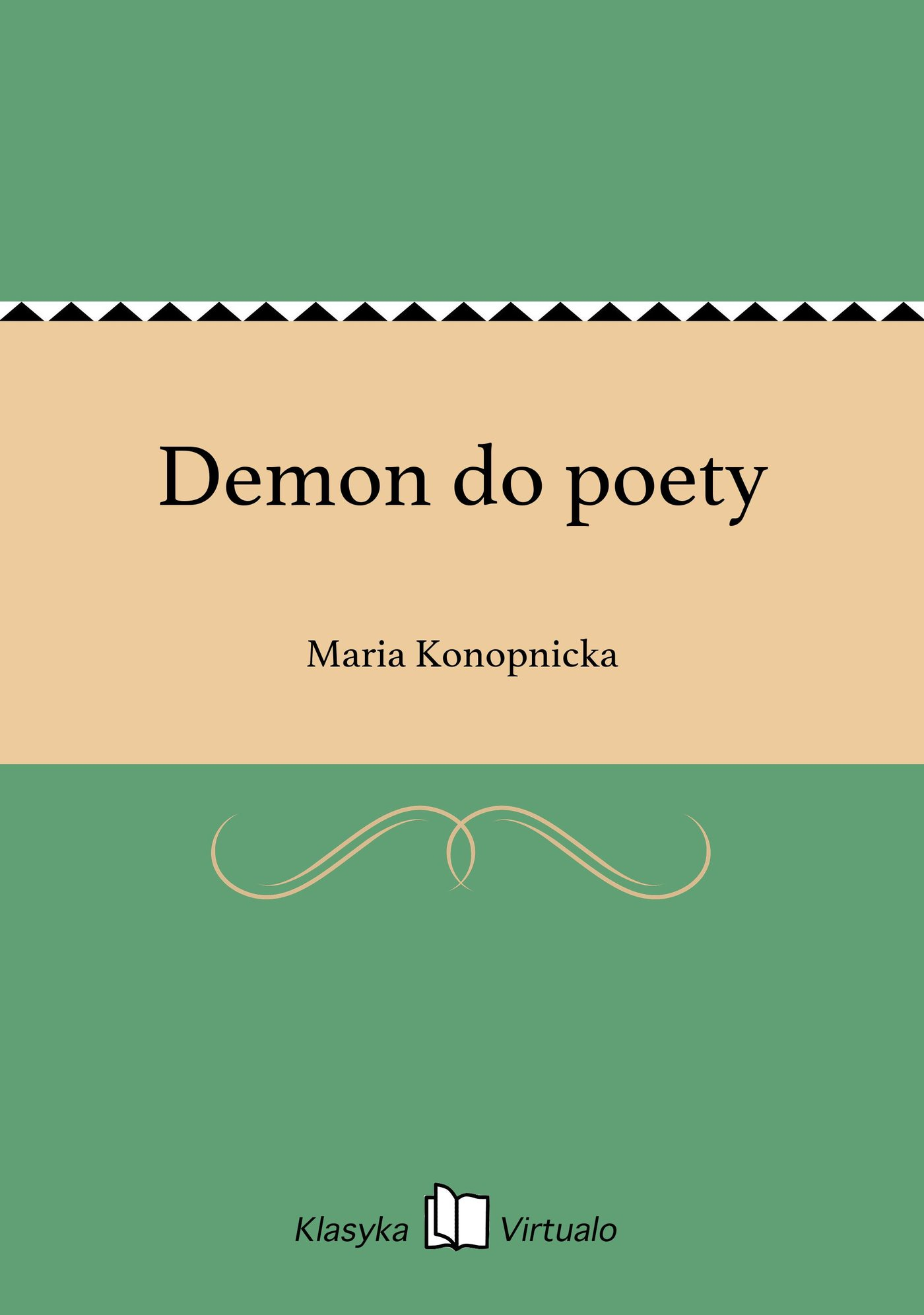 Demon do poety - Ebook (Książka EPUB) do pobrania w formacie EPUB