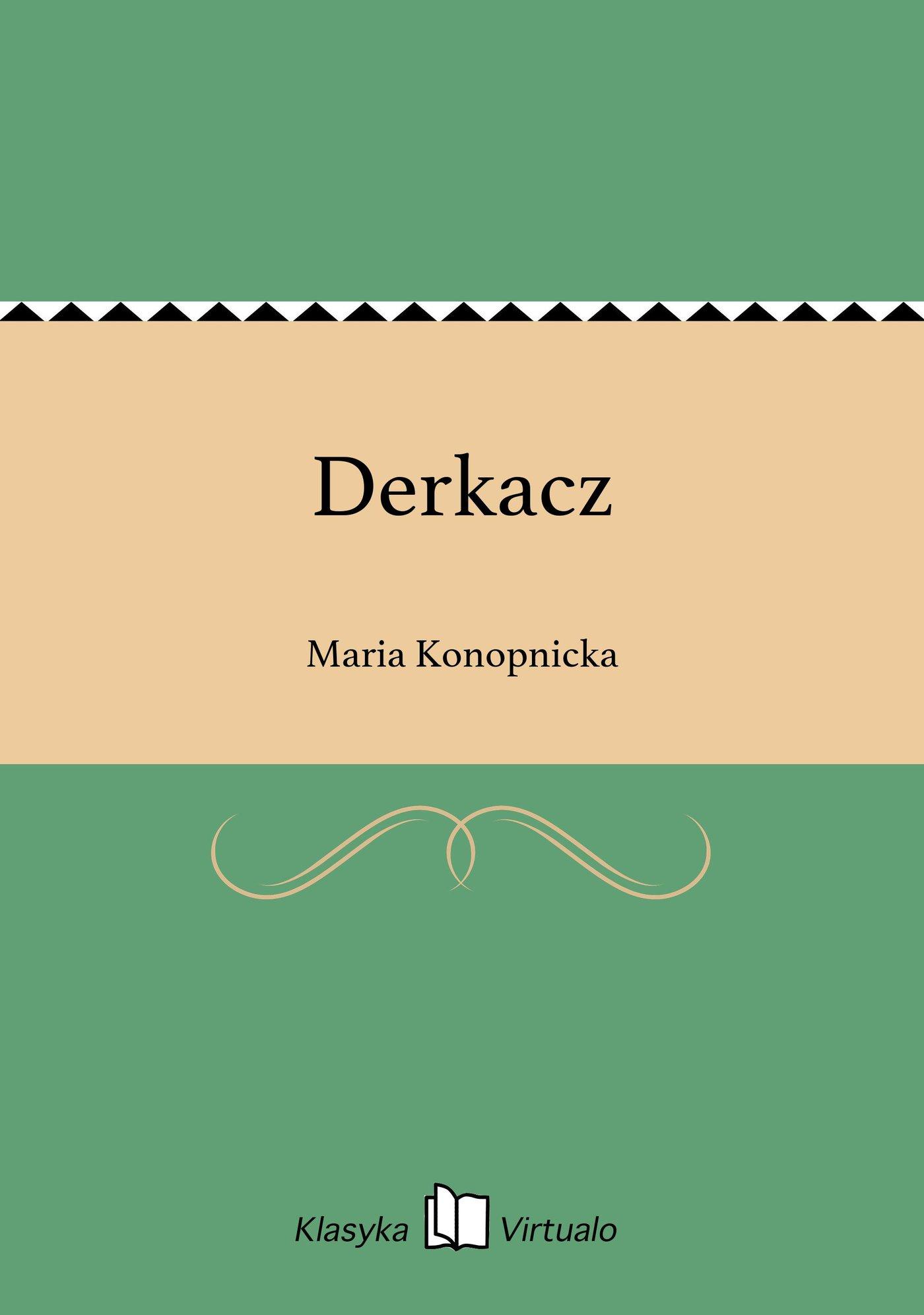 Derkacz - Ebook (Książka EPUB) do pobrania w formacie EPUB
