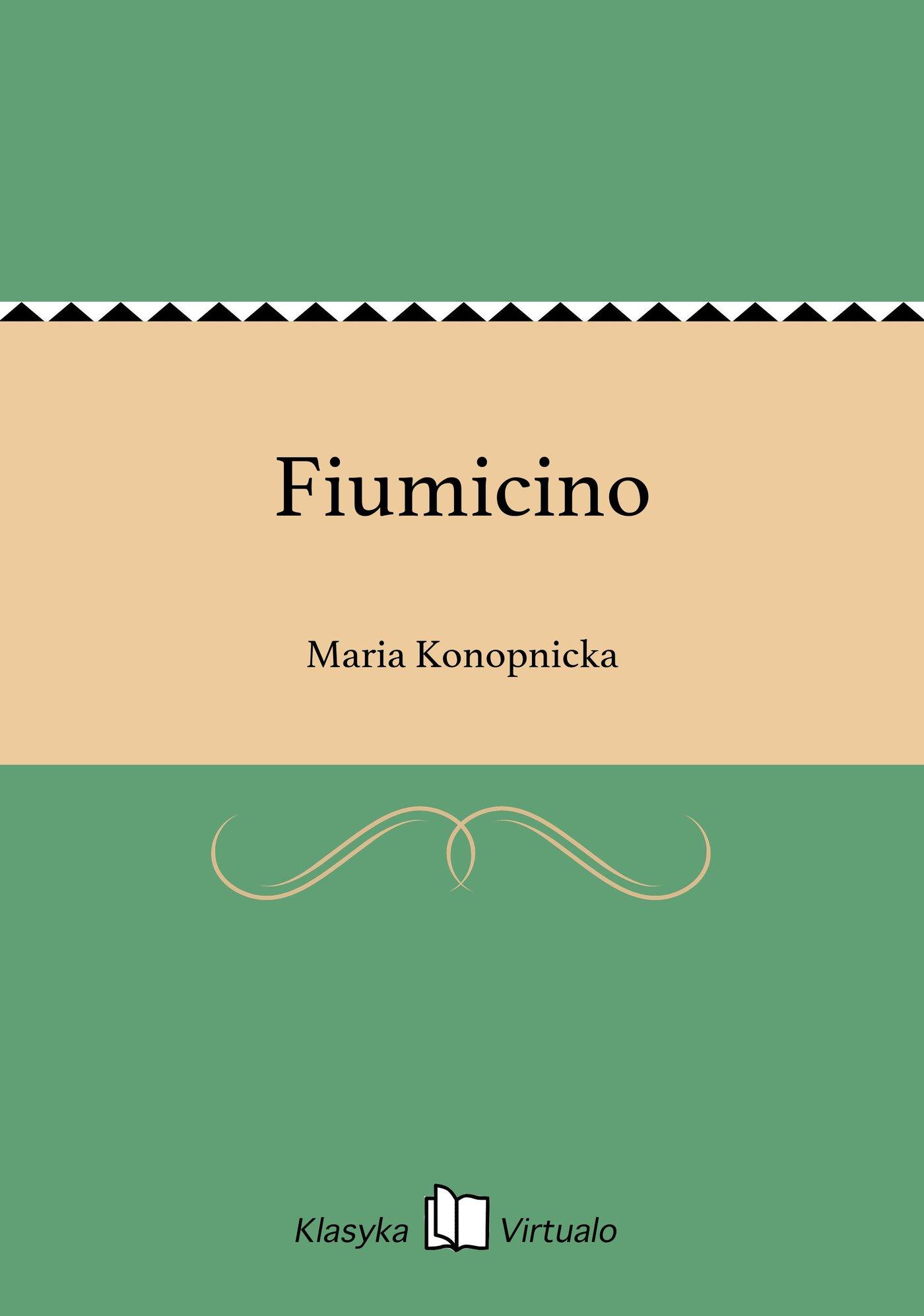 Fiumicino - Ebook (Książka EPUB) do pobrania w formacie EPUB