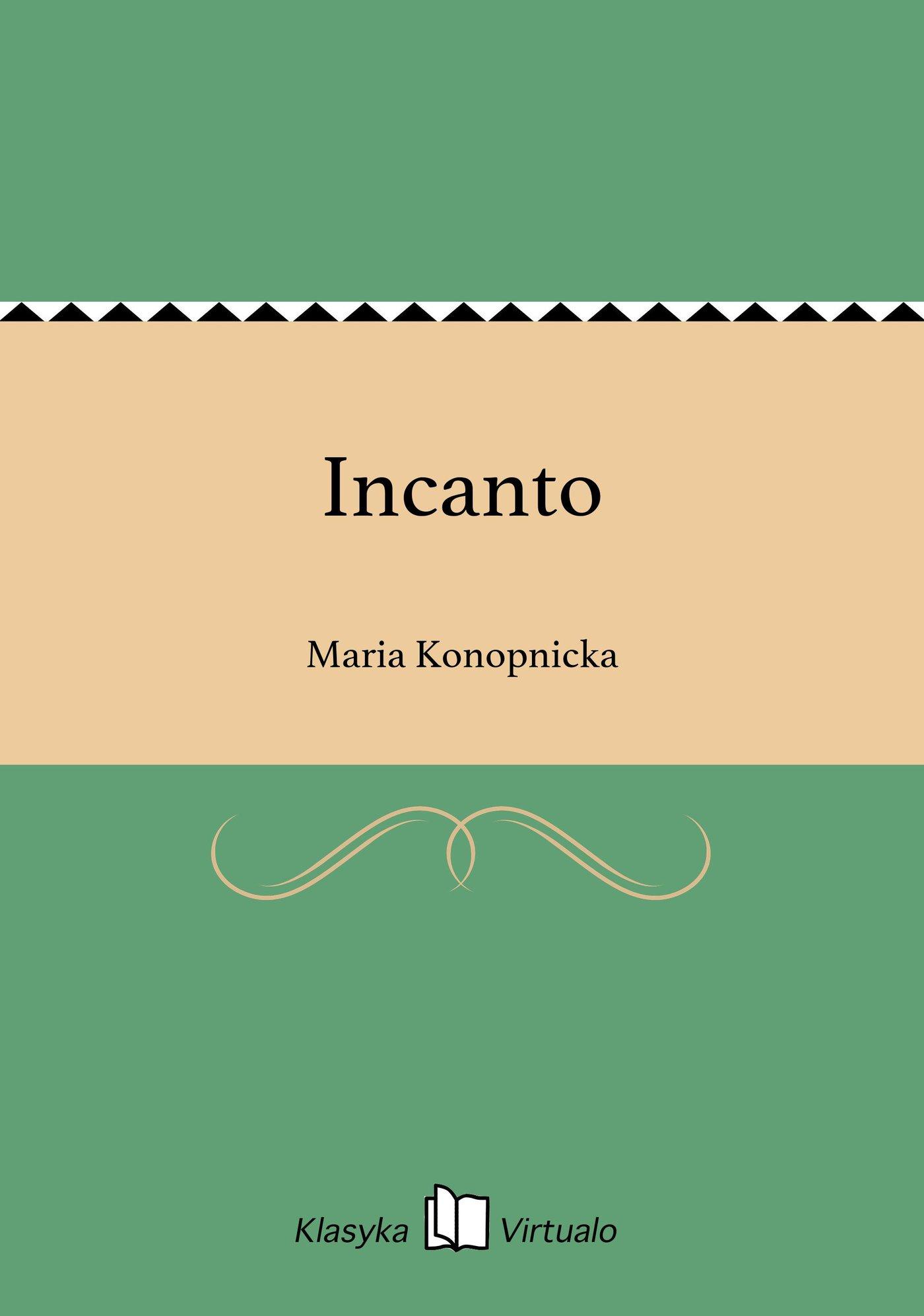 Incanto - Ebook (Książka EPUB) do pobrania w formacie EPUB