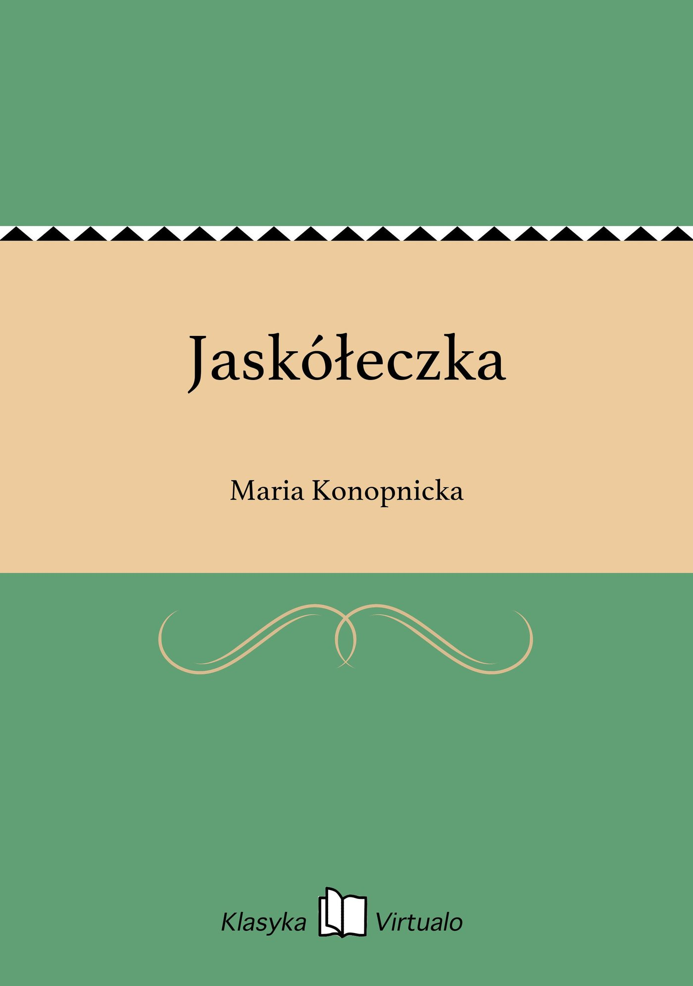 Jaskółeczka - Ebook (Książka EPUB) do pobrania w formacie EPUB