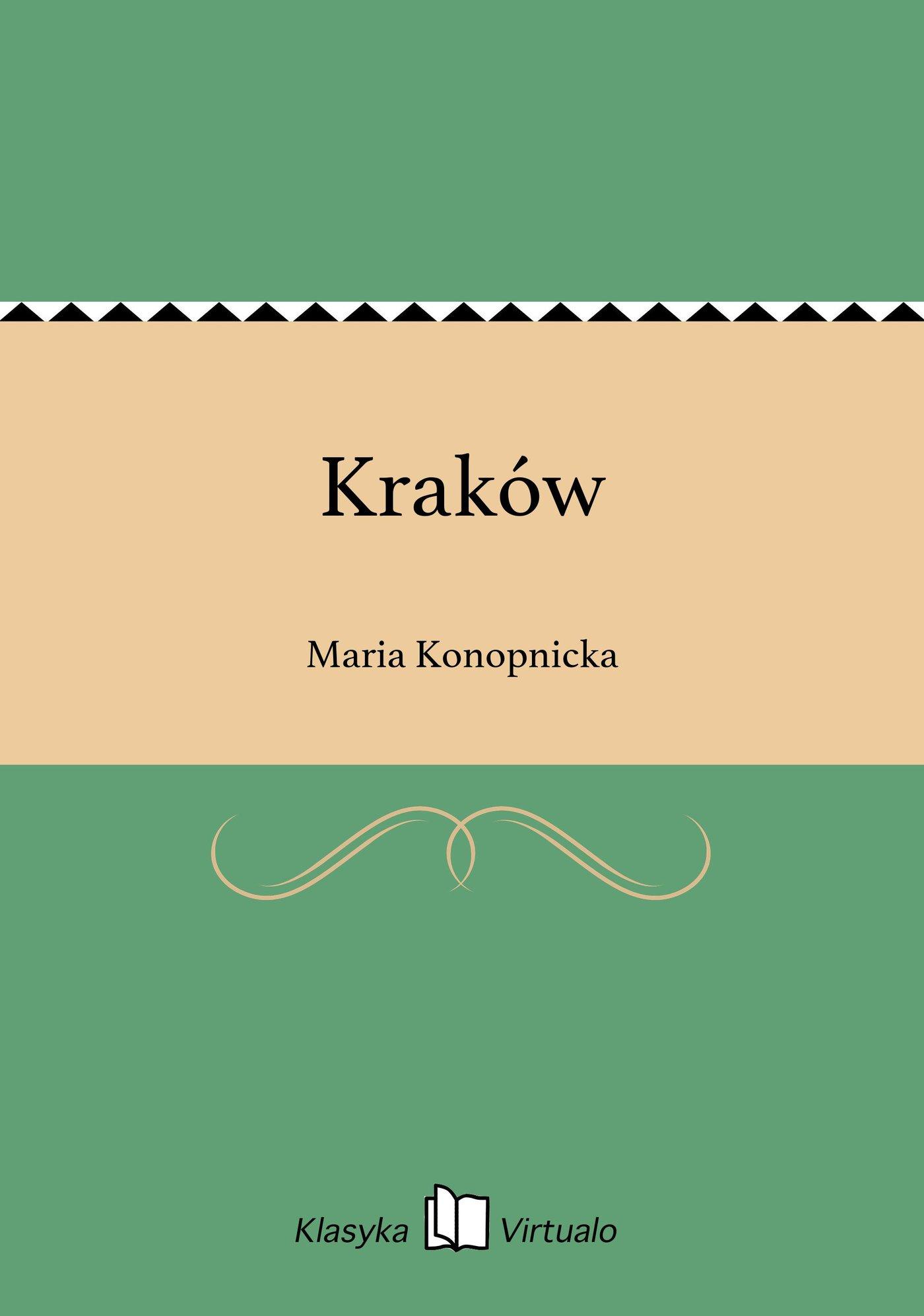 Kraków - Ebook (Książka EPUB) do pobrania w formacie EPUB