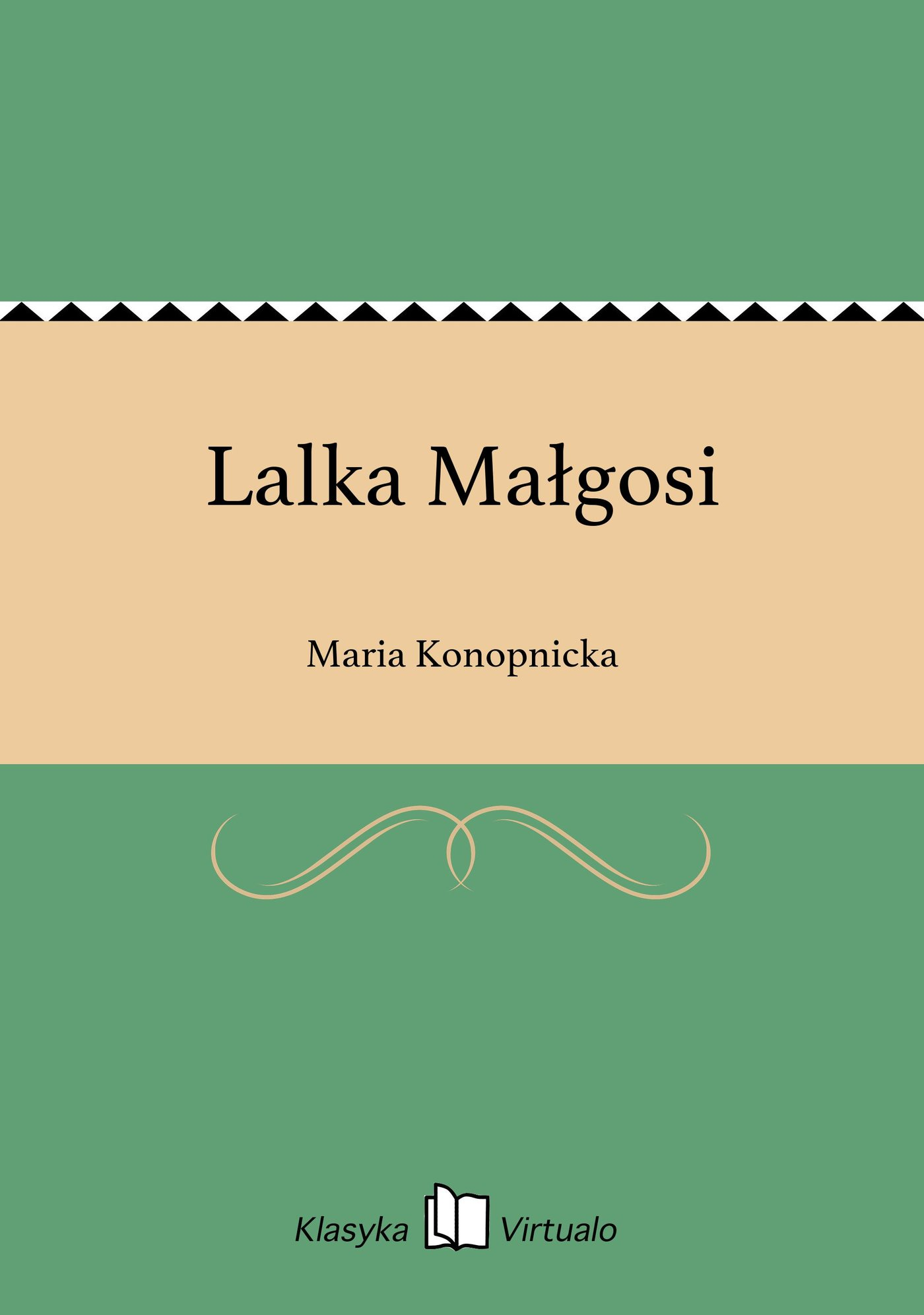 Lalka Małgosi - Ebook (Książka EPUB) do pobrania w formacie EPUB