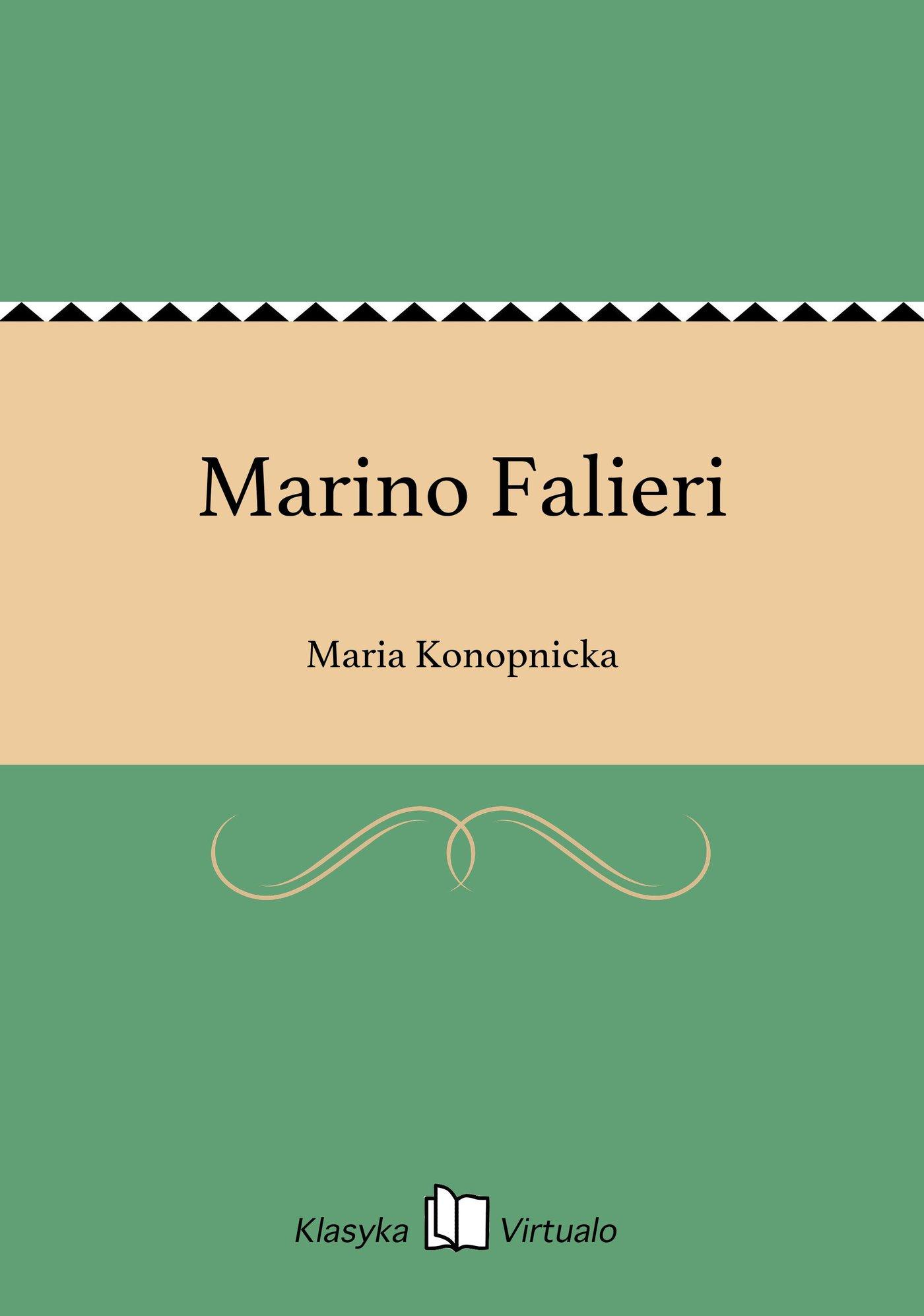 Marino Falieri - Ebook (Książka EPUB) do pobrania w formacie EPUB