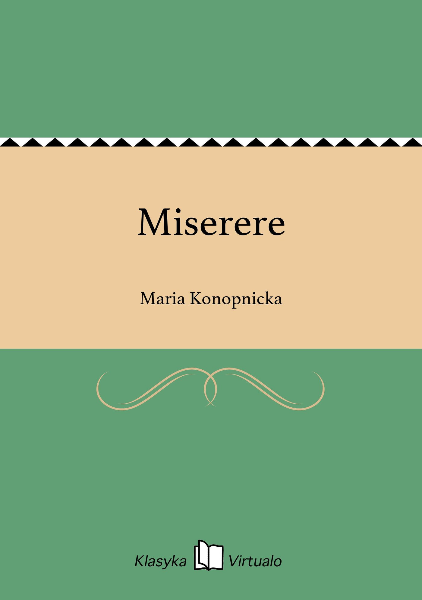 Miserere - Ebook (Książka EPUB) do pobrania w formacie EPUB