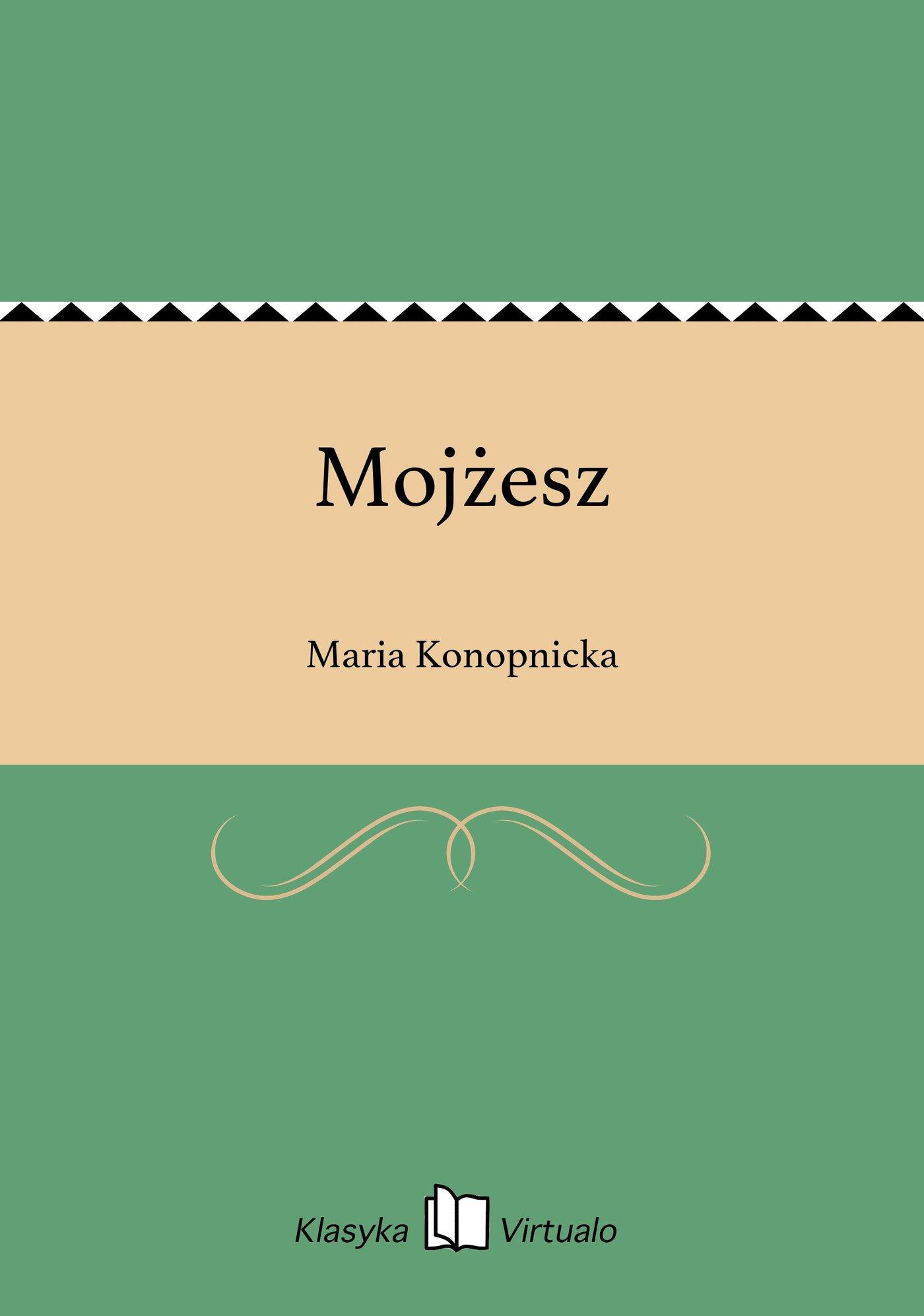 Mojżesz - Ebook (Książka EPUB) do pobrania w formacie EPUB