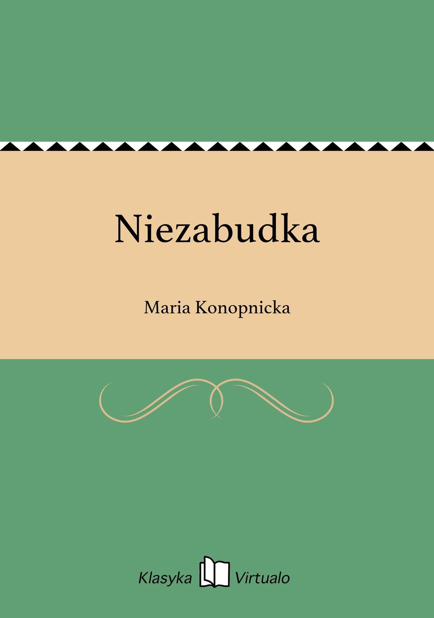 Niezabudka - Ebook (Książka EPUB) do pobrania w formacie EPUB