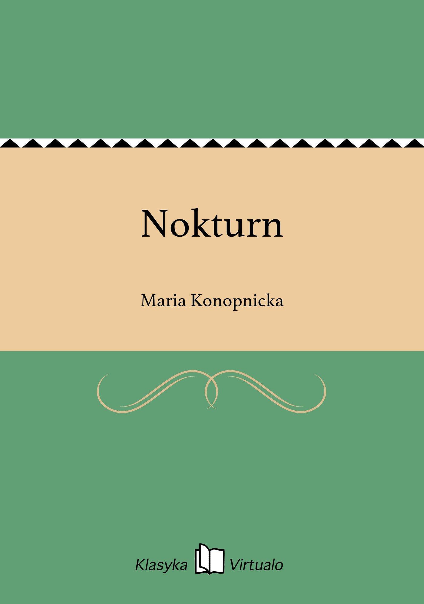 Nokturn - Ebook (Książka EPUB) do pobrania w formacie EPUB