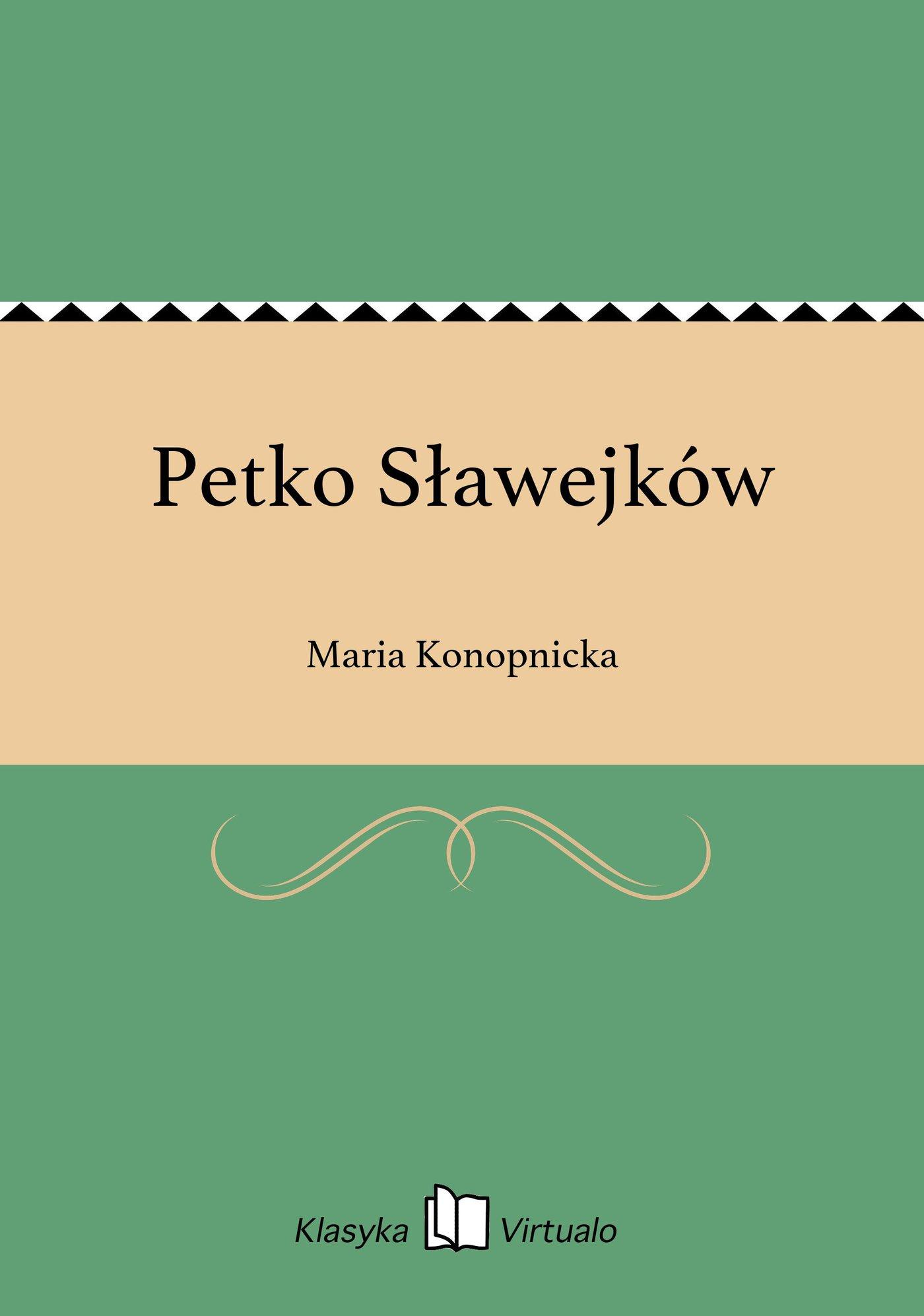 Petko Sławejków - Ebook (Książka EPUB) do pobrania w formacie EPUB