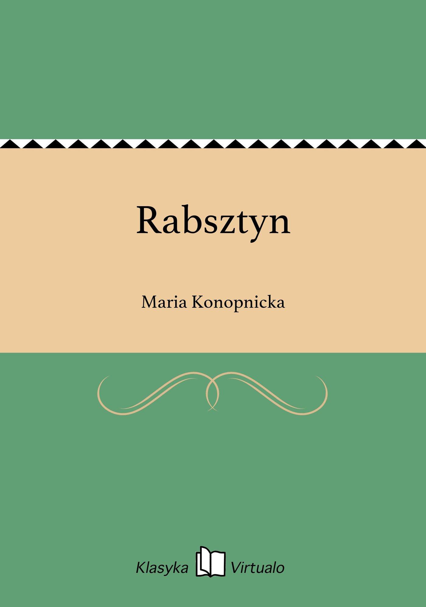 Rabsztyn - Ebook (Książka EPUB) do pobrania w formacie EPUB