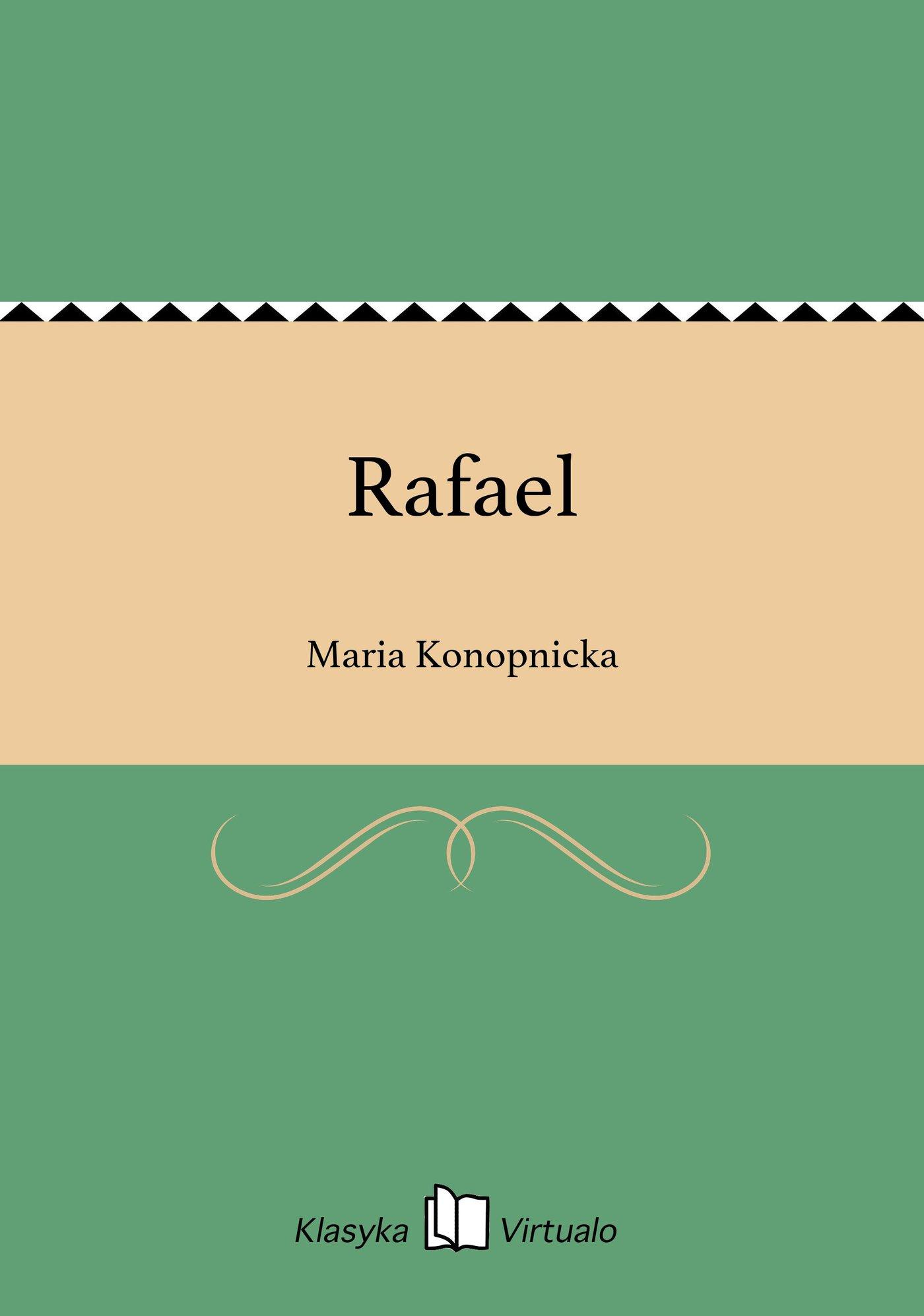 Rafael - Ebook (Książka EPUB) do pobrania w formacie EPUB