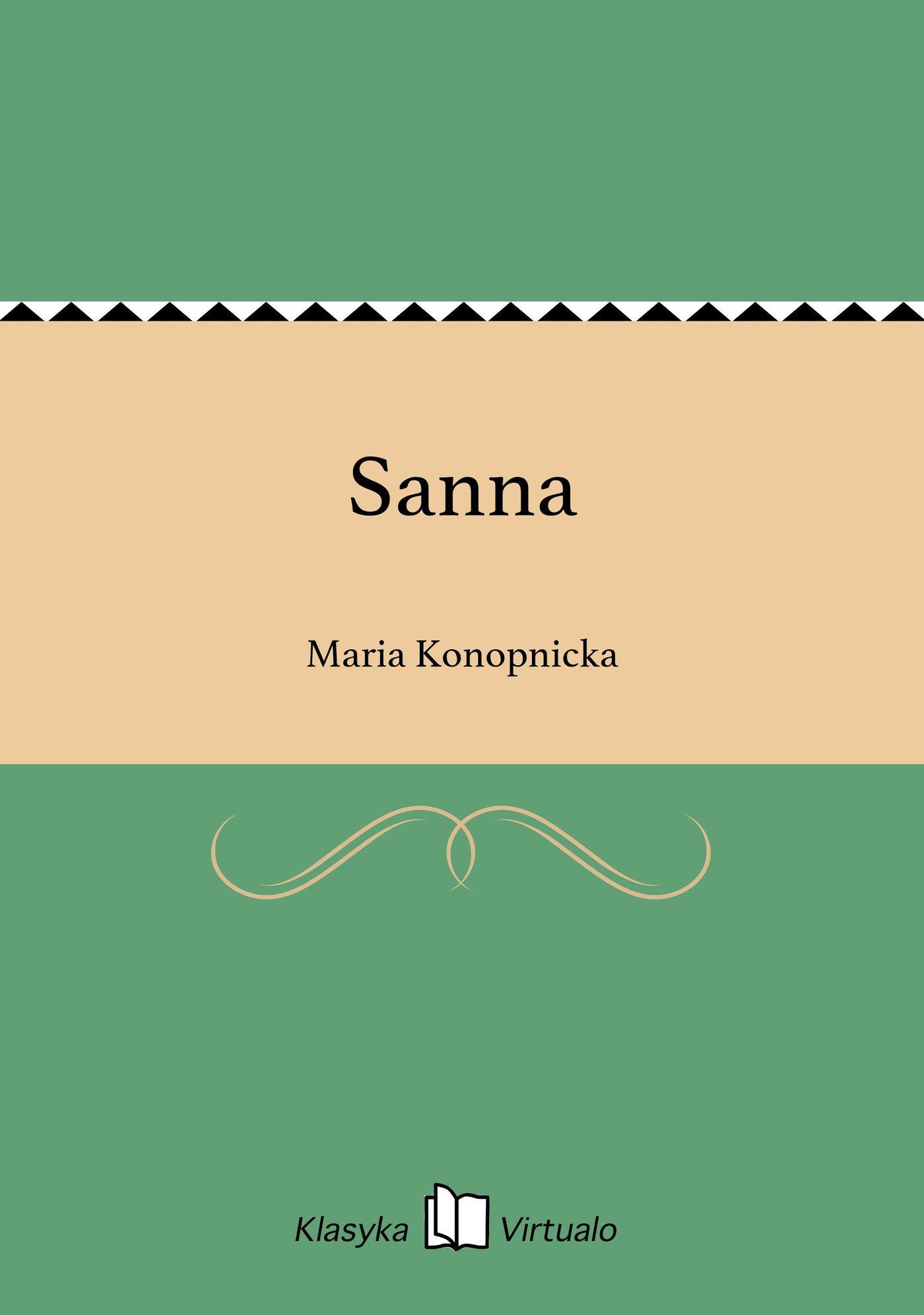 Sanna - Ebook (Książka EPUB) do pobrania w formacie EPUB