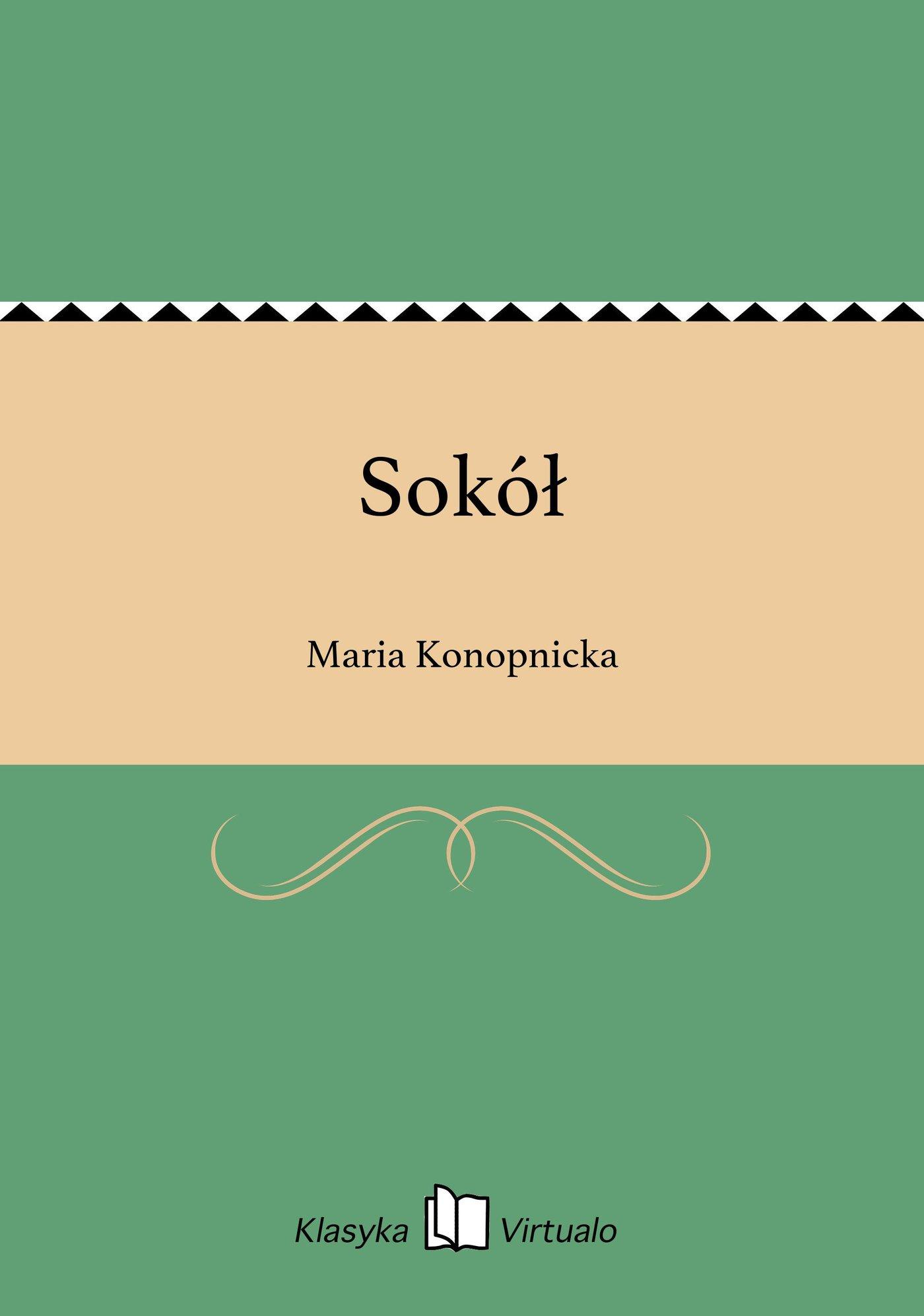 Sokół - Ebook (Książka EPUB) do pobrania w formacie EPUB