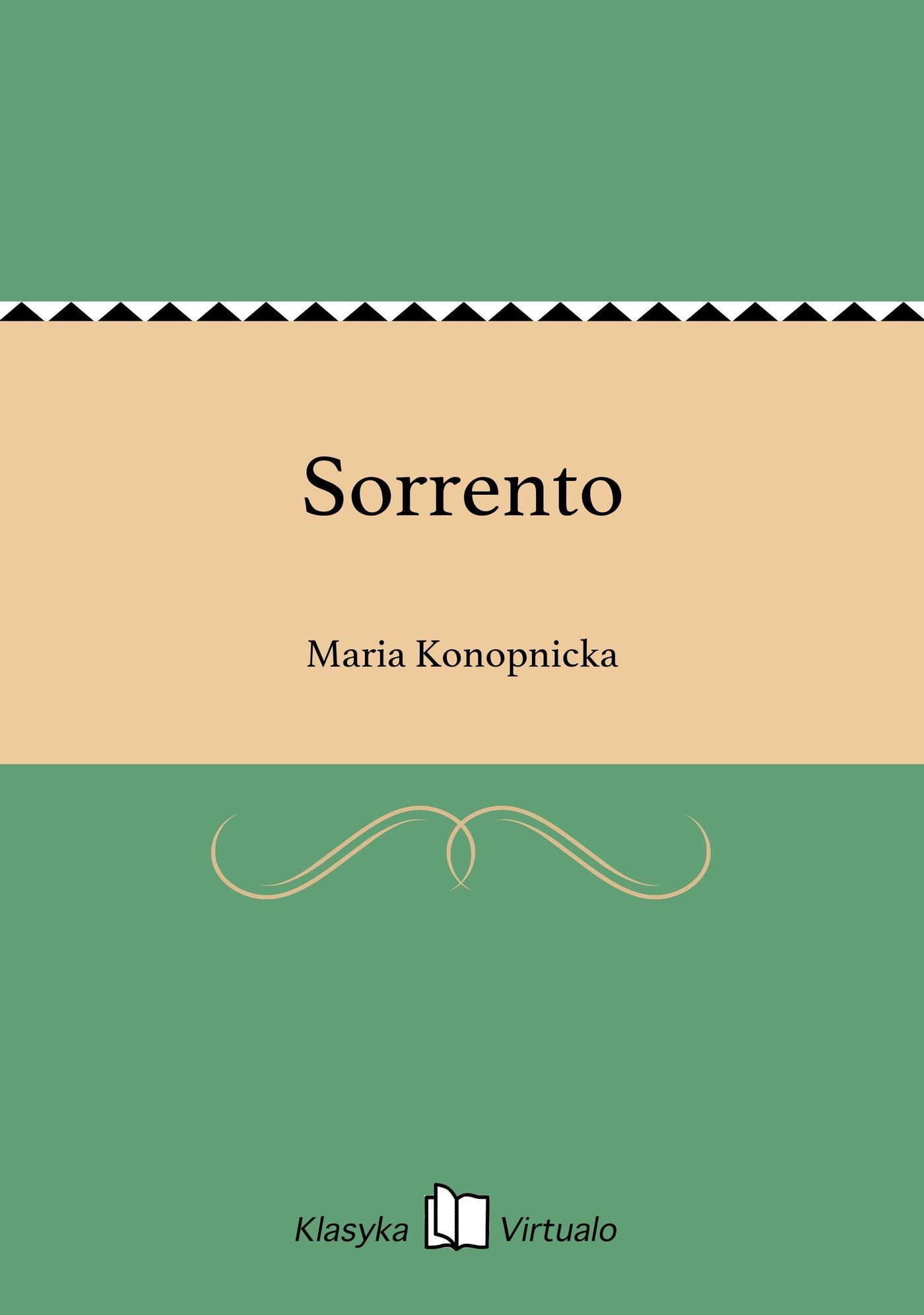 Sorrento - Ebook (Książka EPUB) do pobrania w formacie EPUB