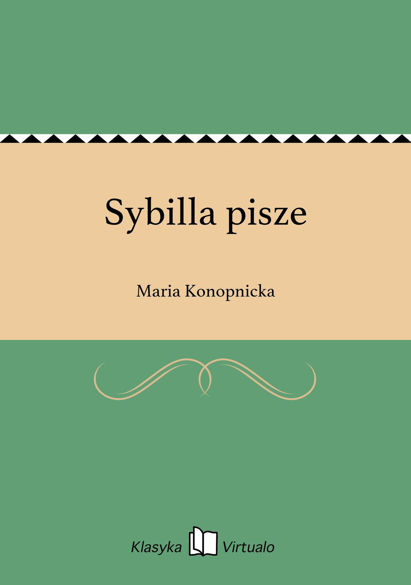 Sybilla pisze - Ebook (Książka EPUB) do pobrania w formacie EPUB