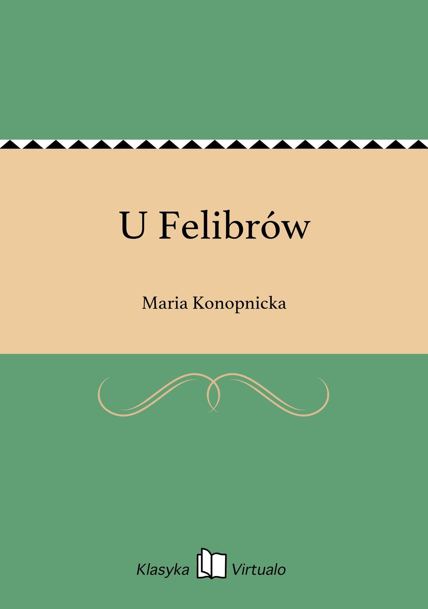 U Felibrów - Ebook (Książka EPUB) do pobrania w formacie EPUB
