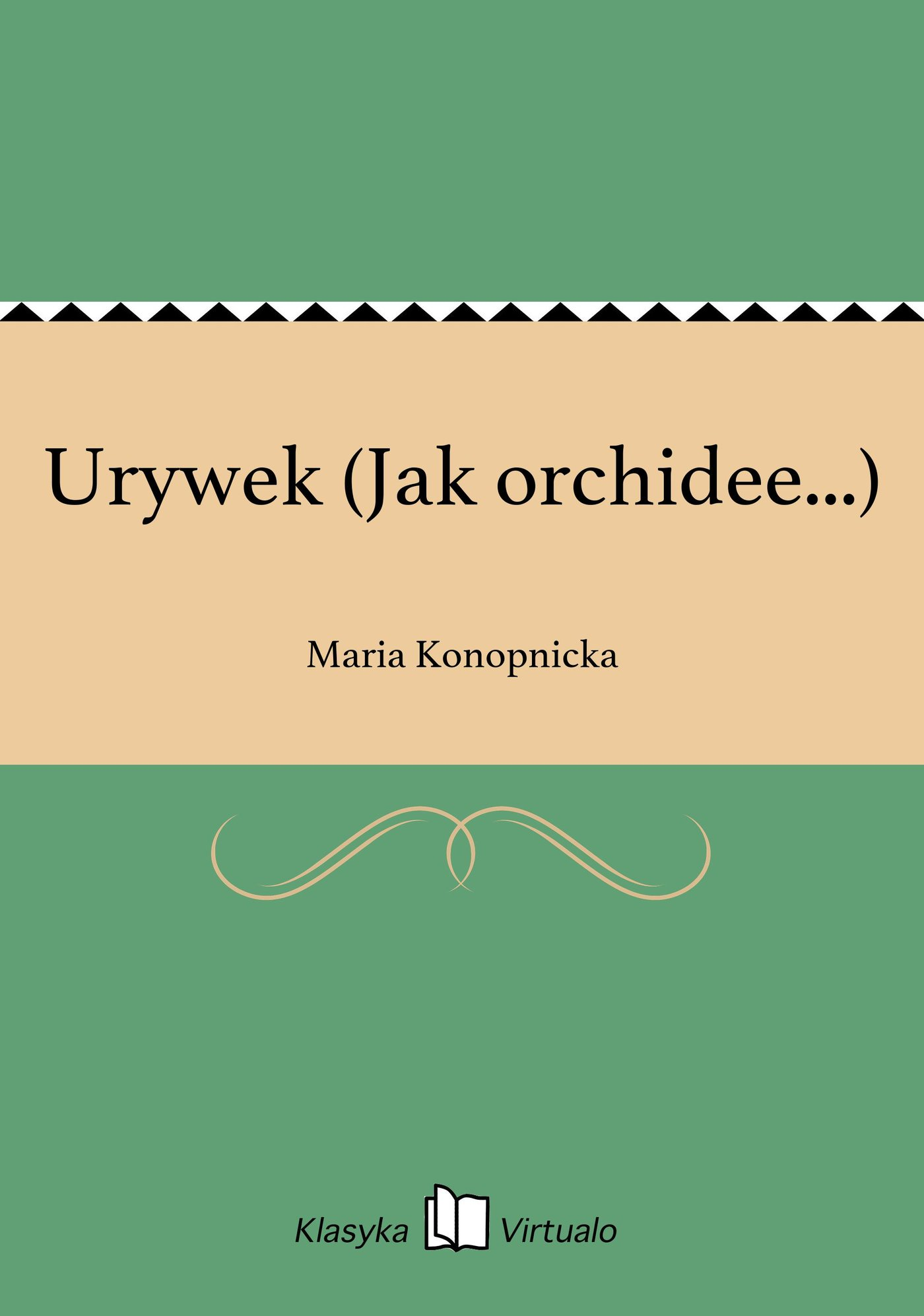 Urywek (Jak orchidee...) - Ebook (Książka EPUB) do pobrania w formacie EPUB