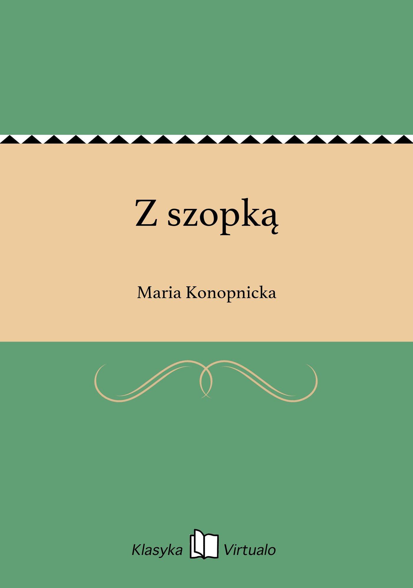 Z szopką - Ebook (Książka EPUB) do pobrania w formacie EPUB