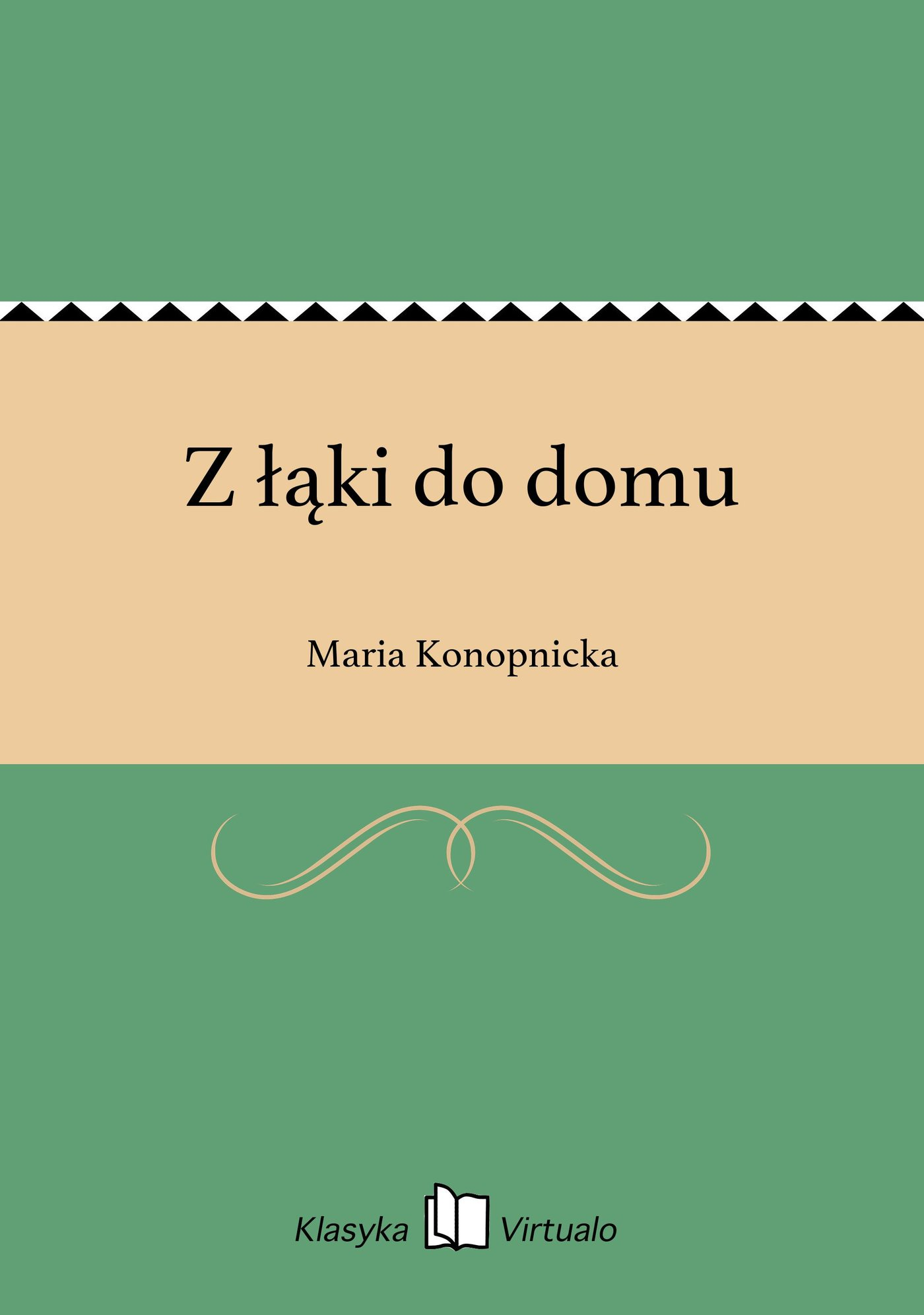 Z łąki do domu - Ebook (Książka EPUB) do pobrania w formacie EPUB