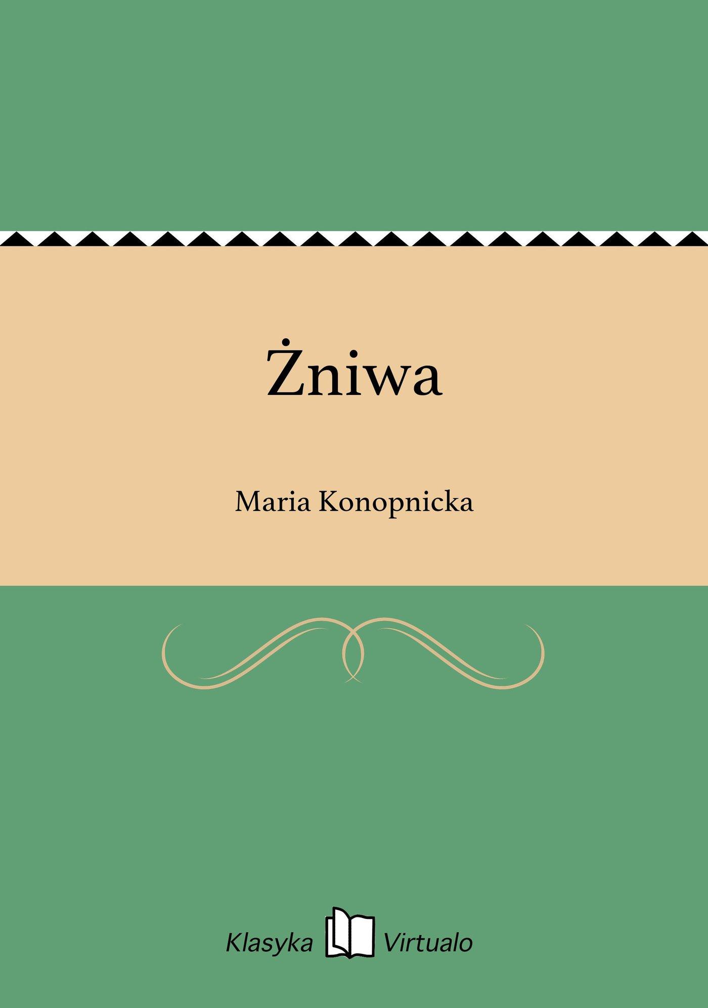Żniwa - Ebook (Książka EPUB) do pobrania w formacie EPUB