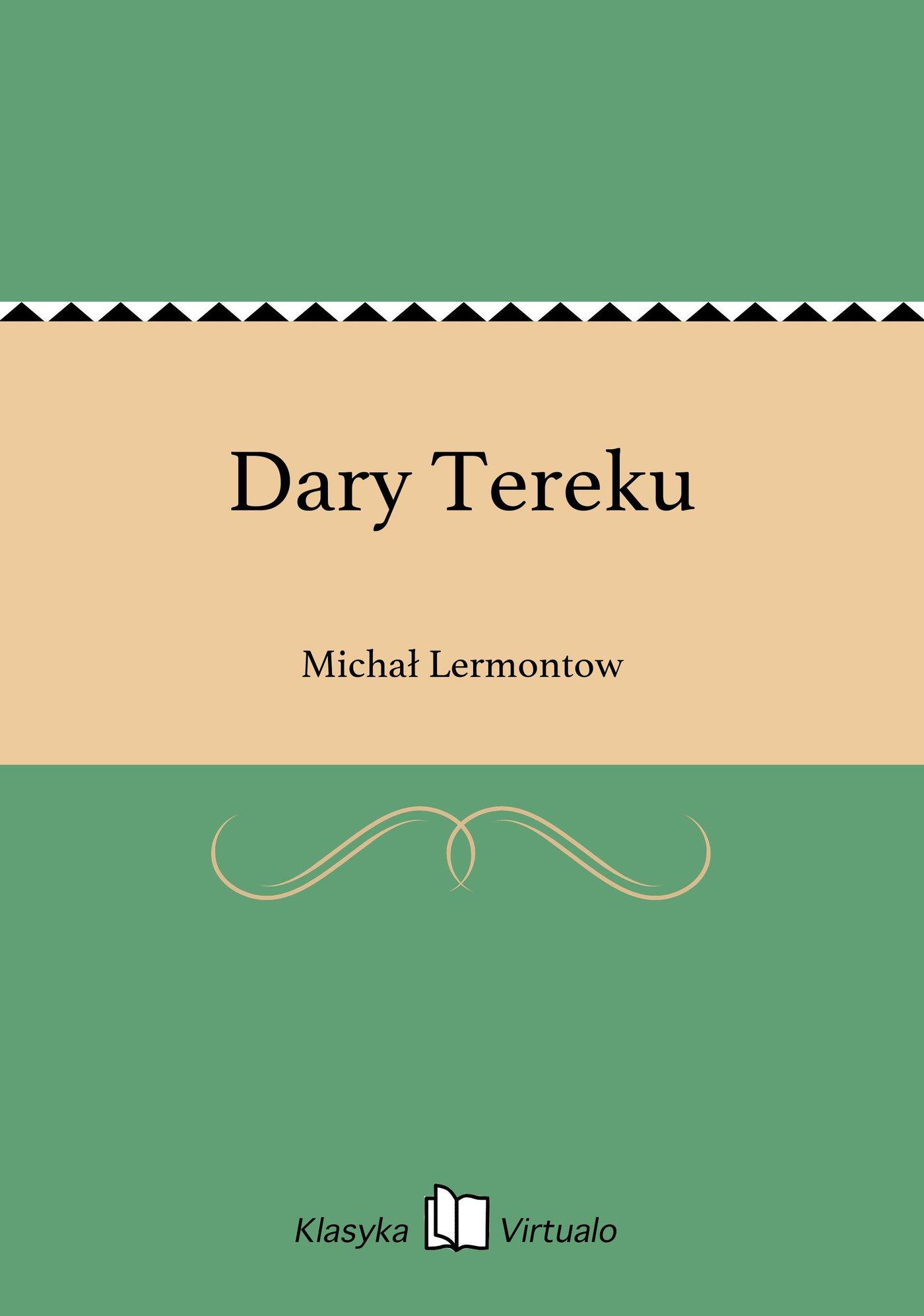 Dary Tereku - Ebook (Książka EPUB) do pobrania w formacie EPUB