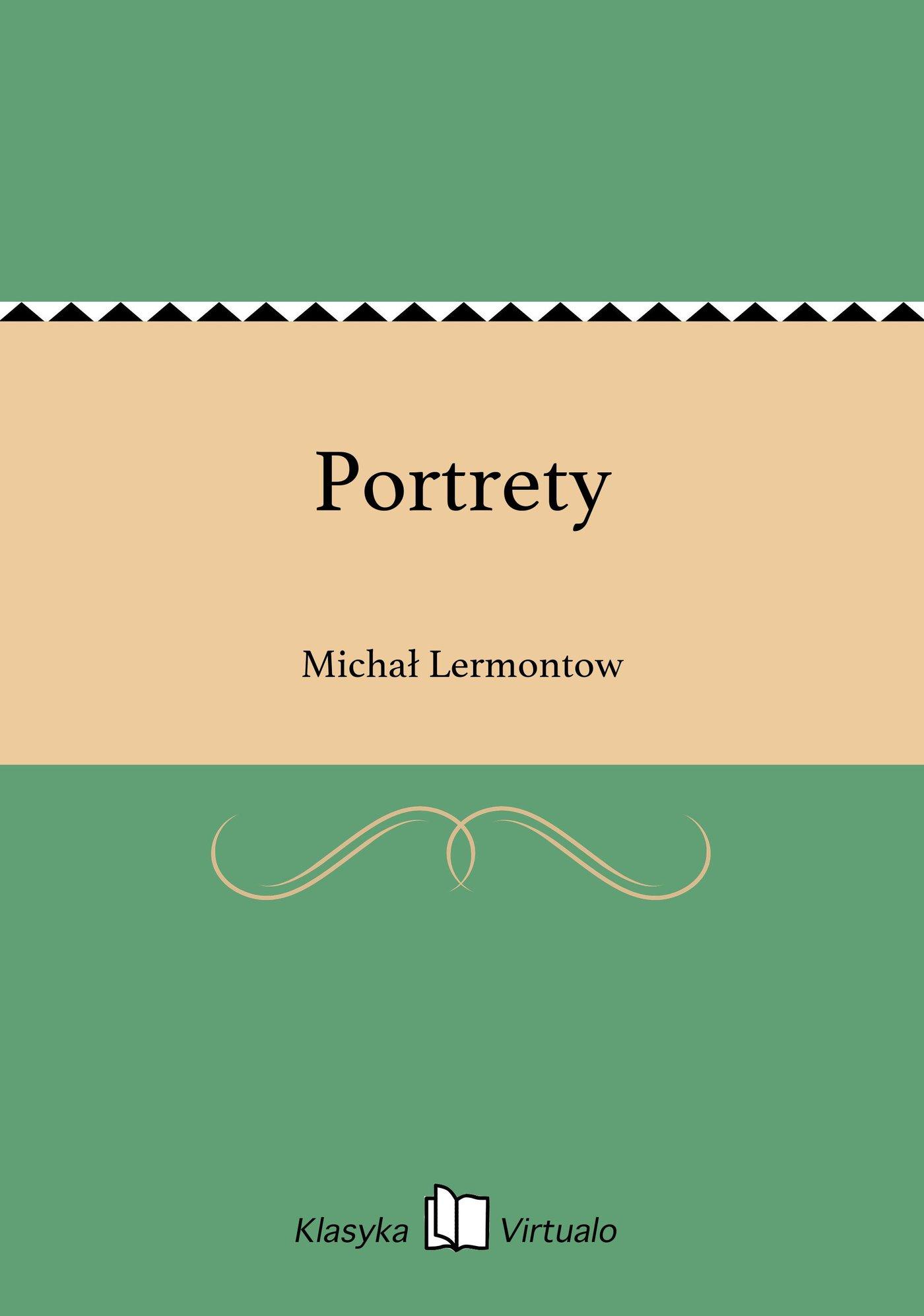 Portrety - Ebook (Książka EPUB) do pobrania w formacie EPUB