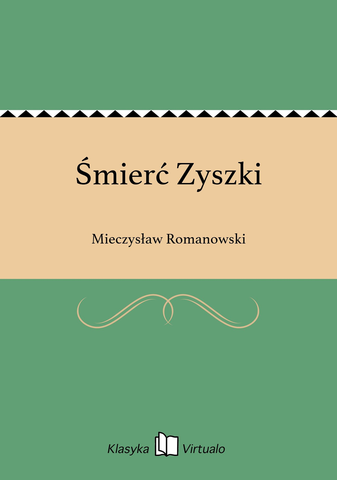 Śmierć Zyszki - Ebook (Książka EPUB) do pobrania w formacie EPUB