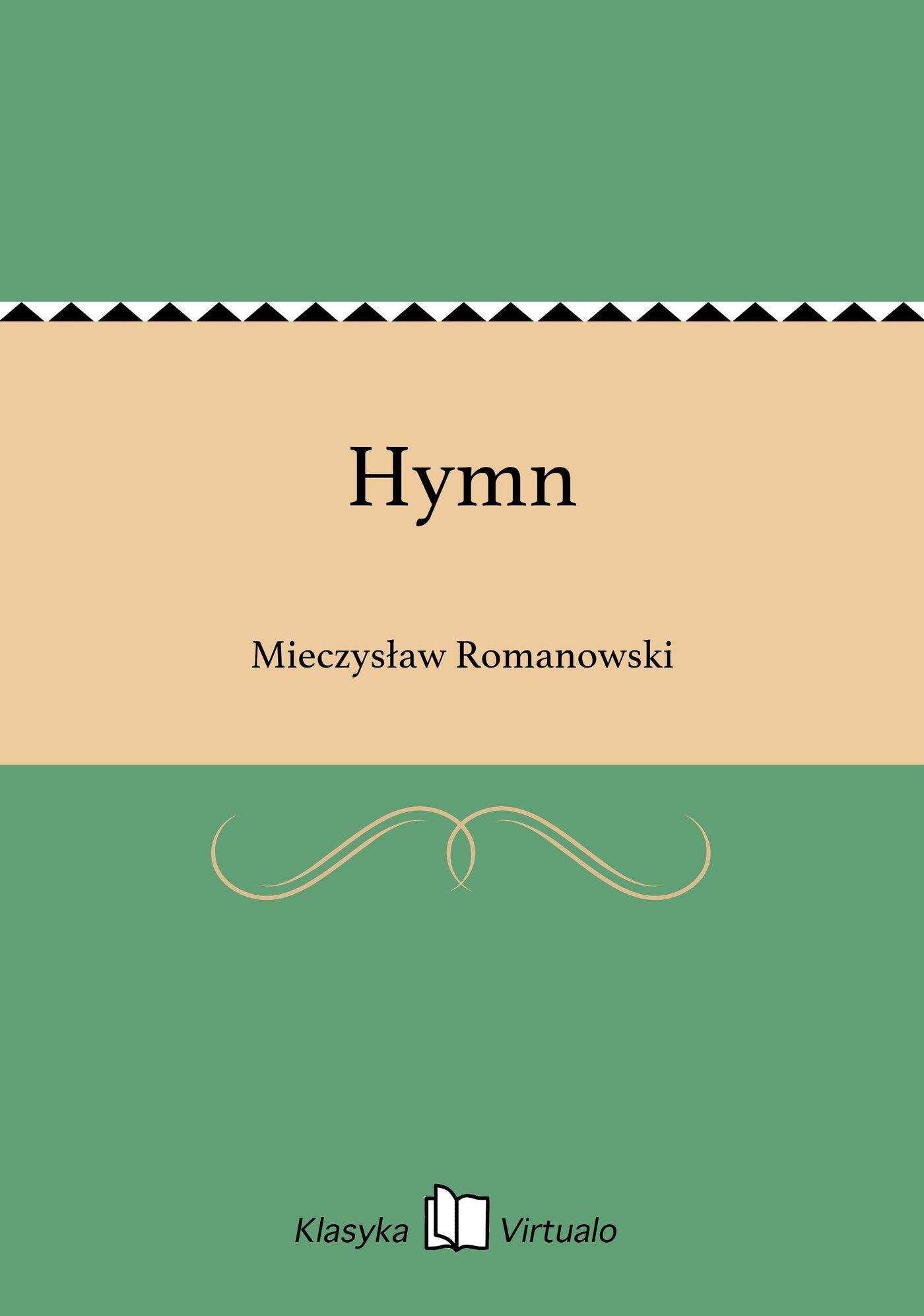 Hymn - Ebook (Książka EPUB) do pobrania w formacie EPUB