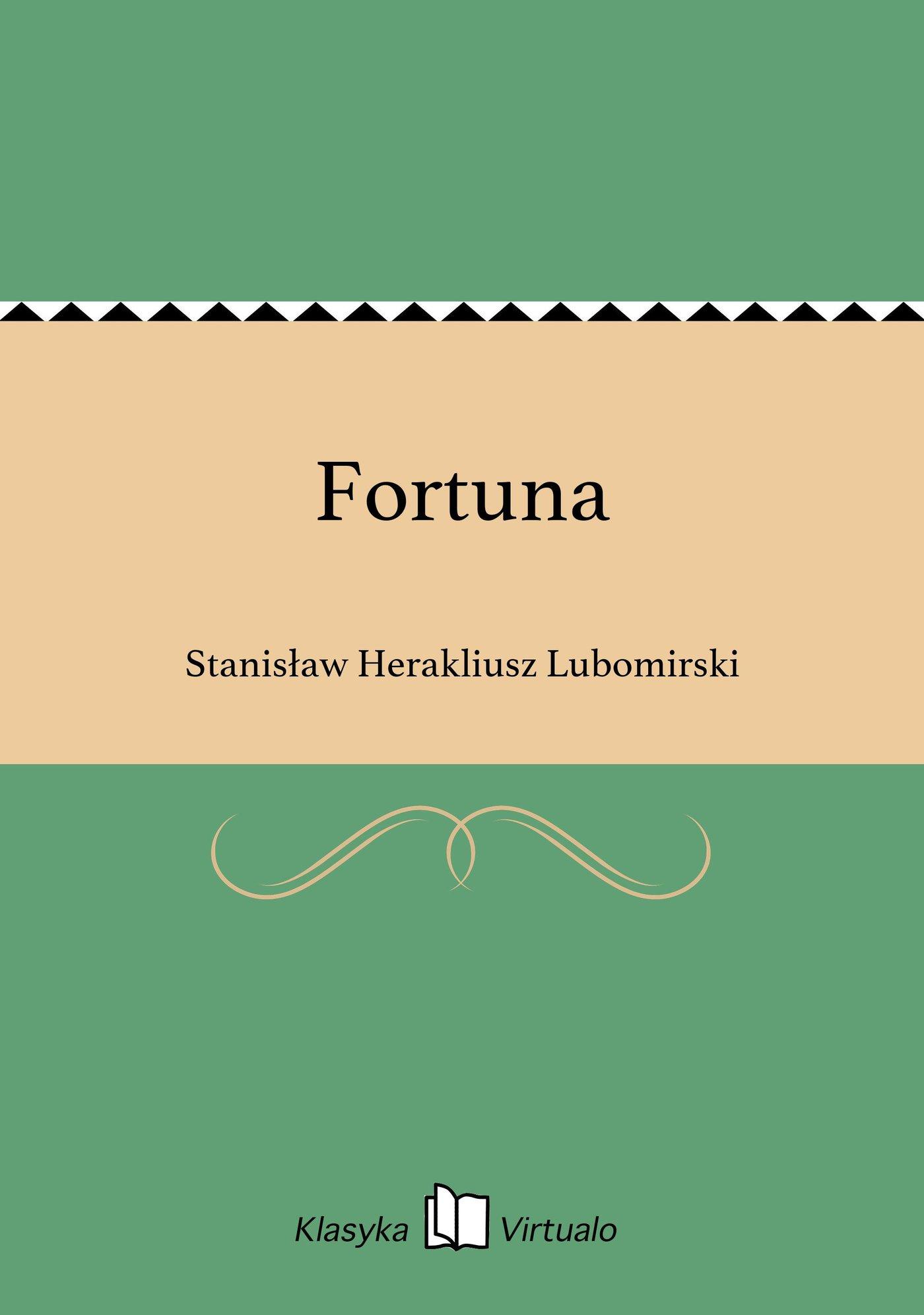 Fortuna - Ebook (Książka EPUB) do pobrania w formacie EPUB