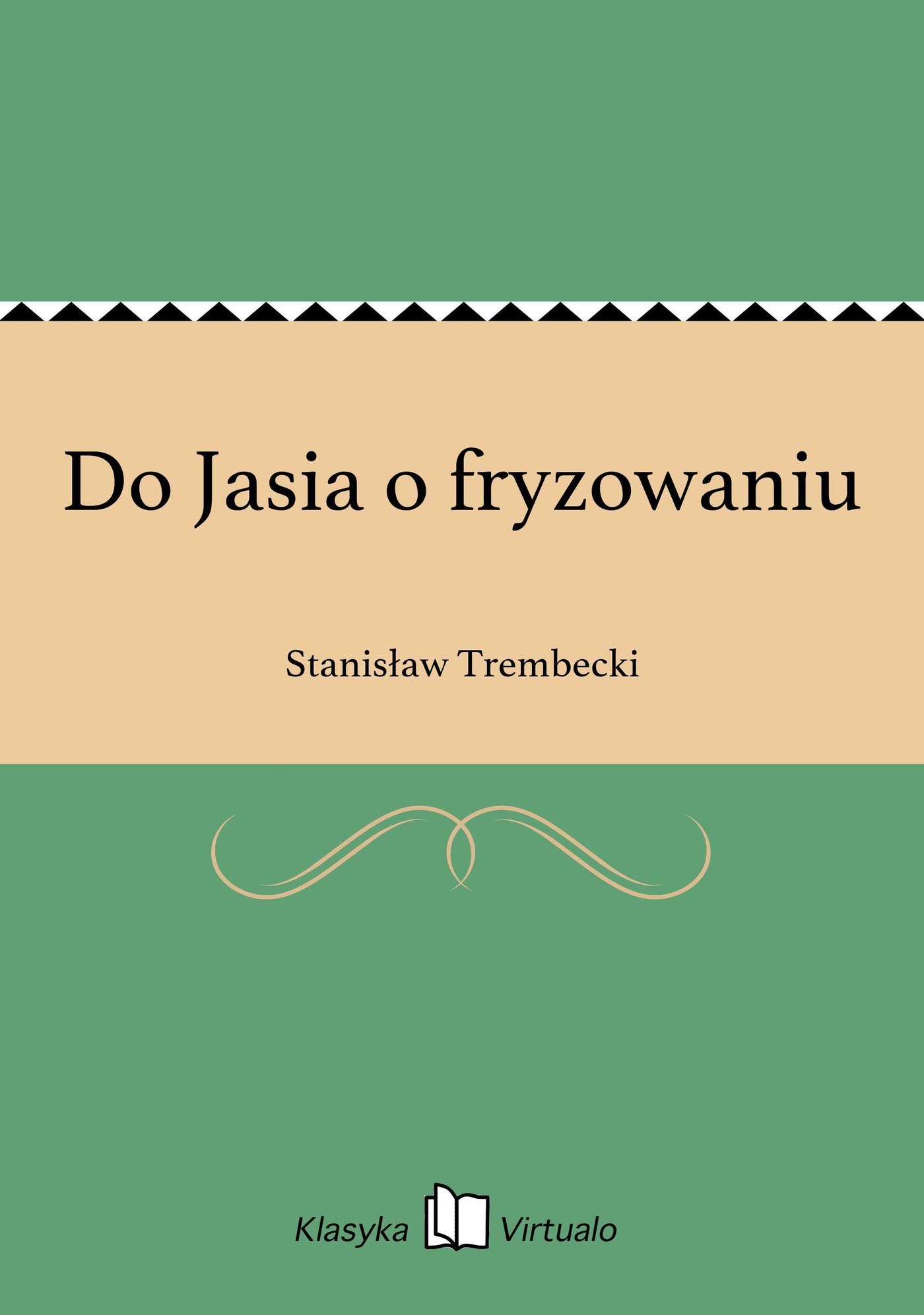 Do Jasia o fryzowaniu - Ebook (Książka EPUB) do pobrania w formacie EPUB