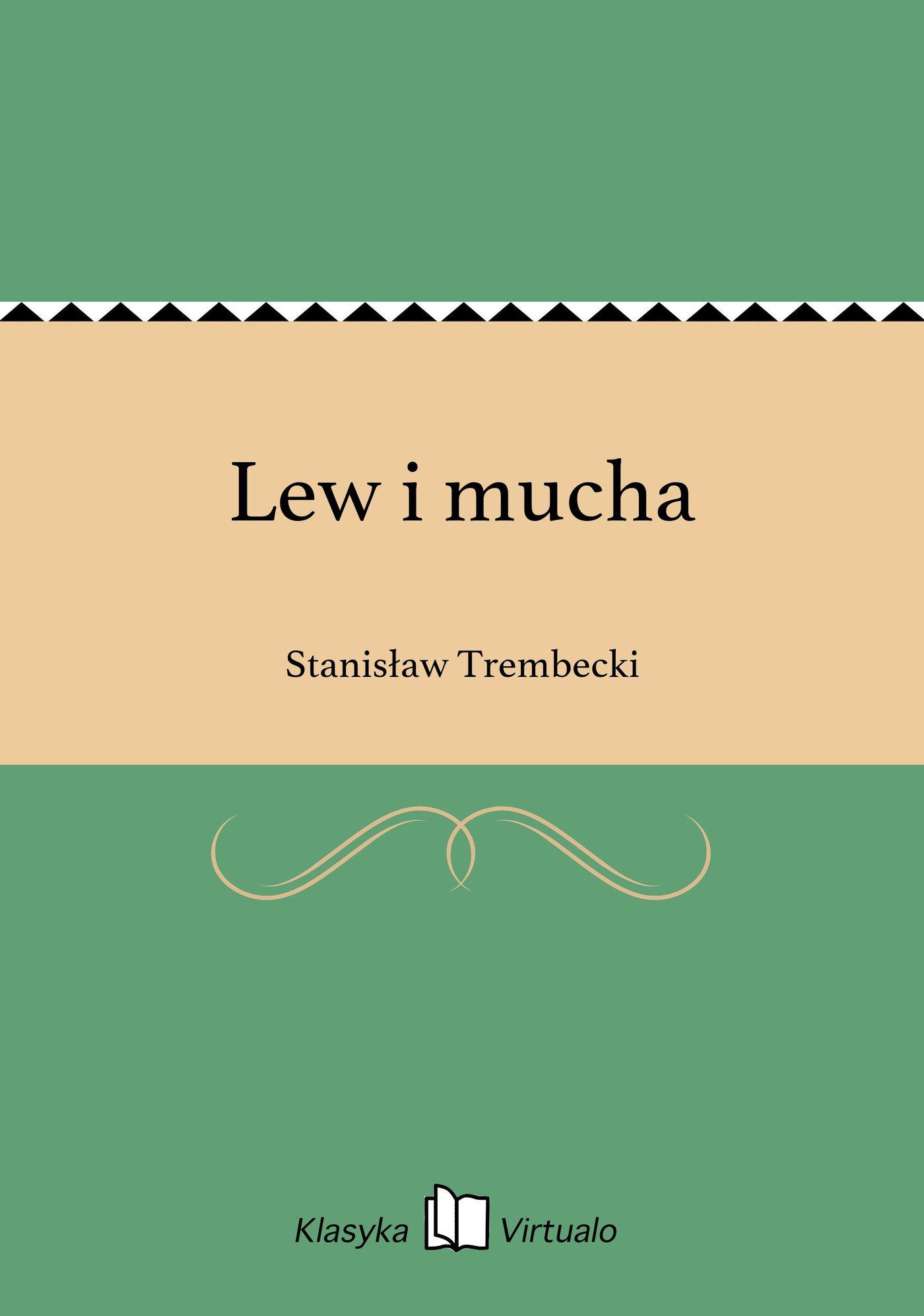 Lew i mucha - Ebook (Książka EPUB) do pobrania w formacie EPUB