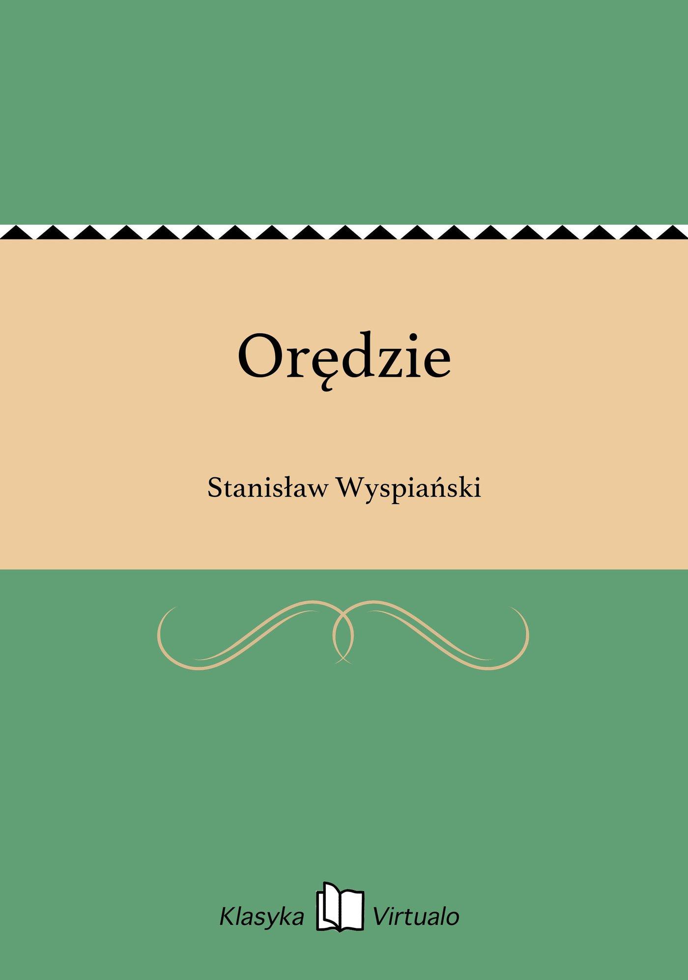 Orędzie - Ebook (Książka EPUB) do pobrania w formacie EPUB