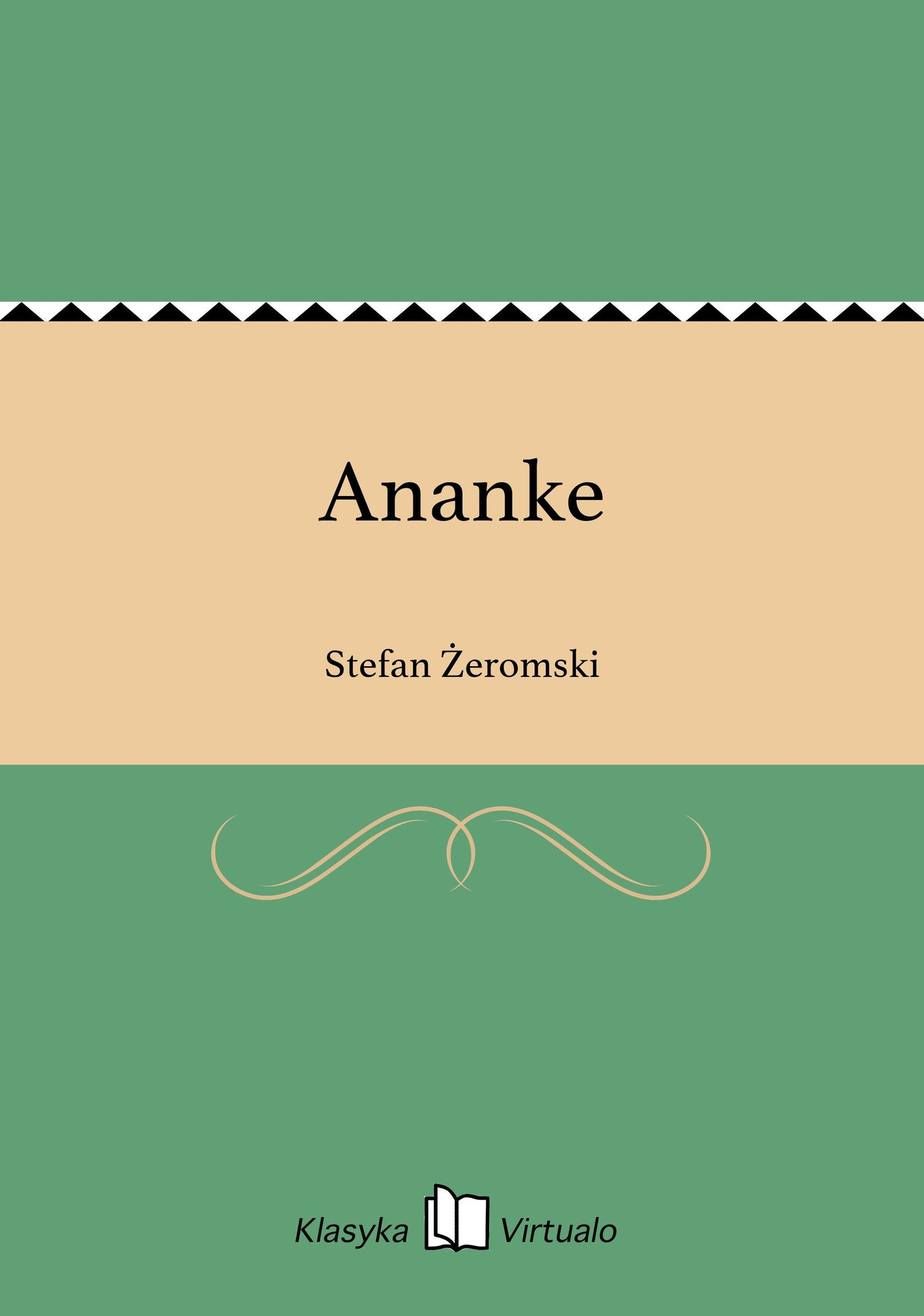 Ananke - Ebook (Książka EPUB) do pobrania w formacie EPUB