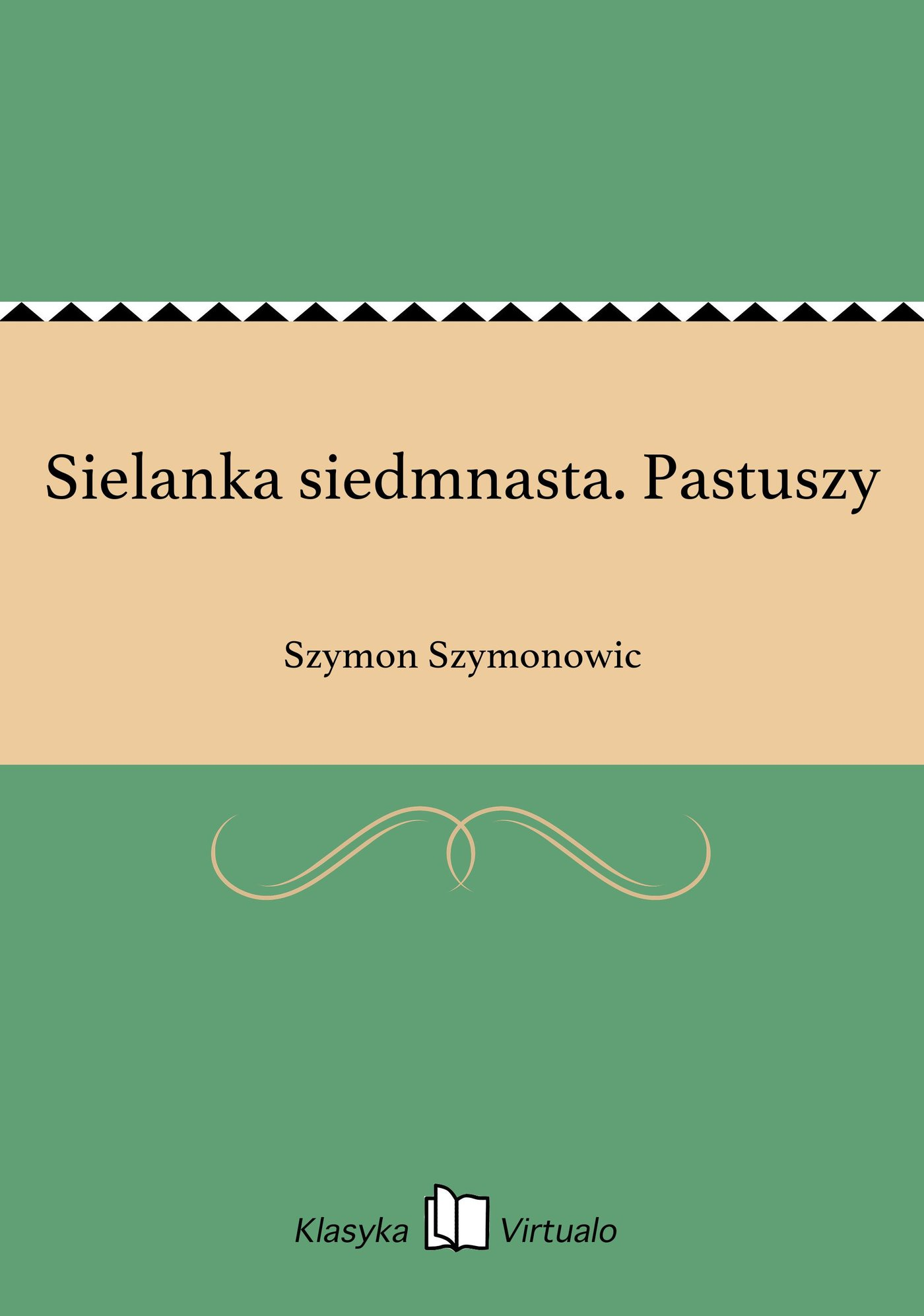 Sielanka siedmnasta. Pastuszy - Ebook (Książka EPUB) do pobrania w formacie EPUB