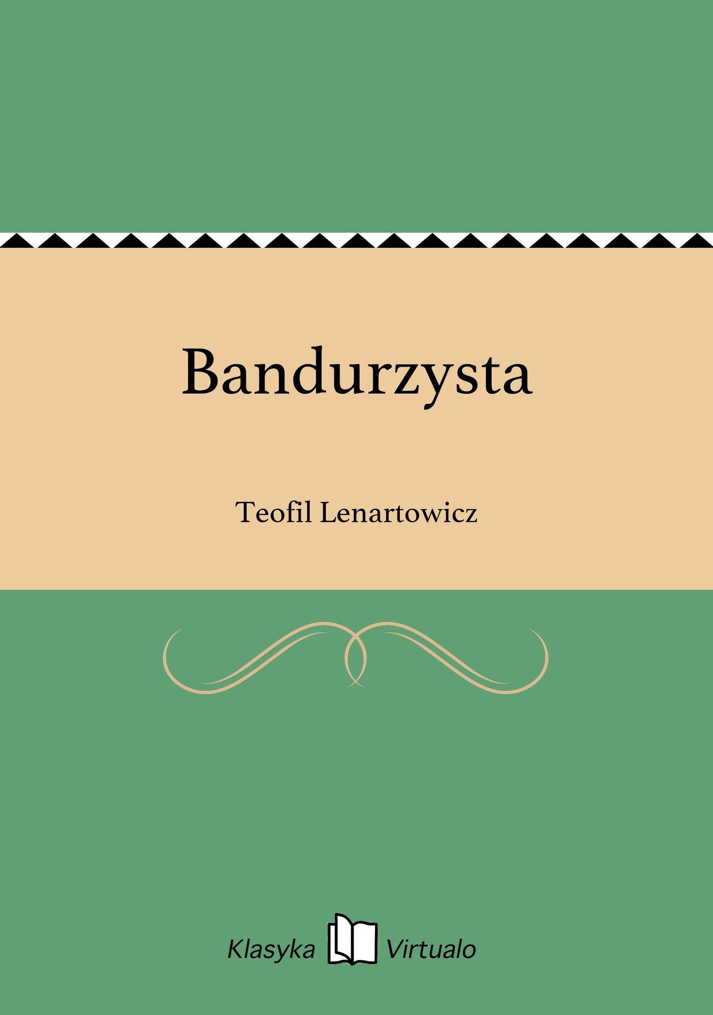 Bandurzysta - Ebook (Książka EPUB) do pobrania w formacie EPUB