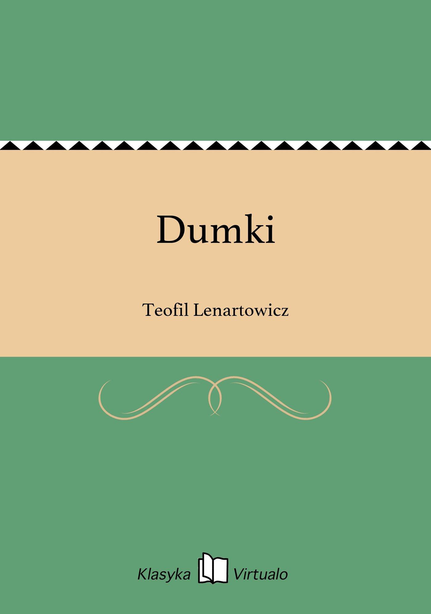 Dumki - Ebook (Książka EPUB) do pobrania w formacie EPUB
