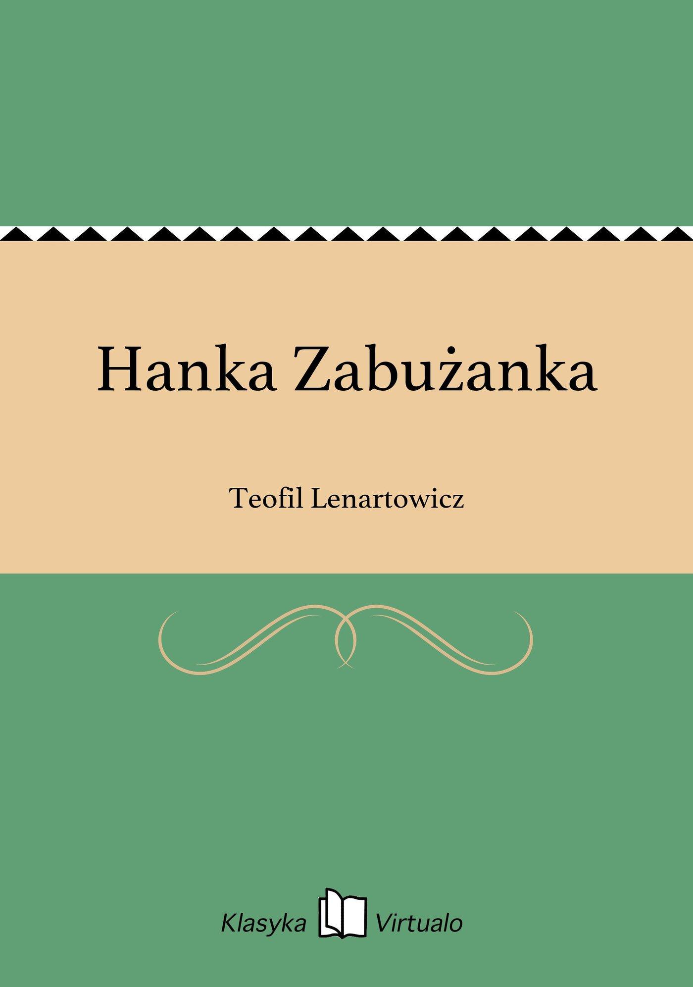 Hanka Zabużanka - Ebook (Książka EPUB) do pobrania w formacie EPUB